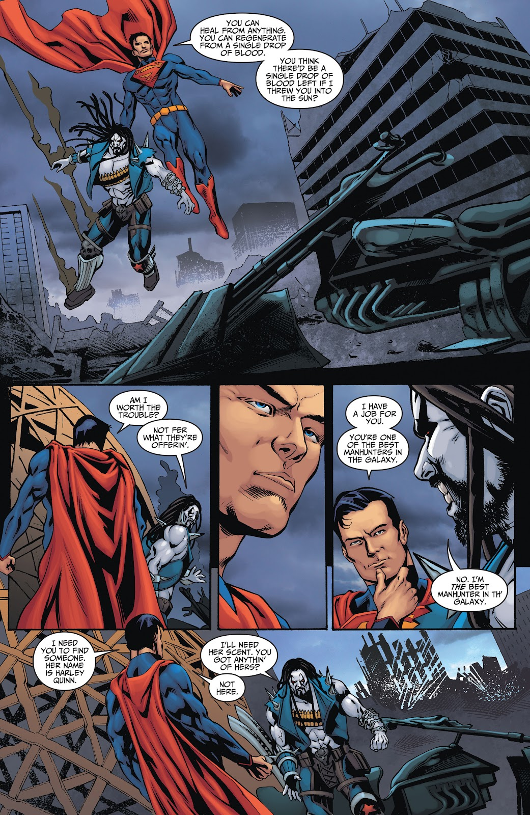 Injustice: Gods Among Us [I] issue _Annual_1 - Page 14