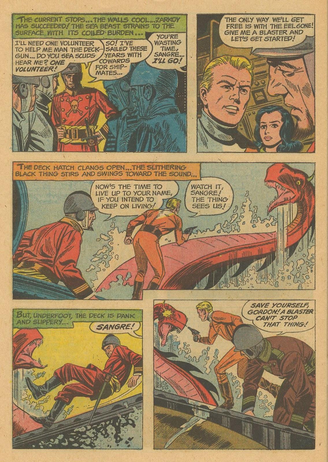 Flash Gordon (1966) issue 2 - Page 30