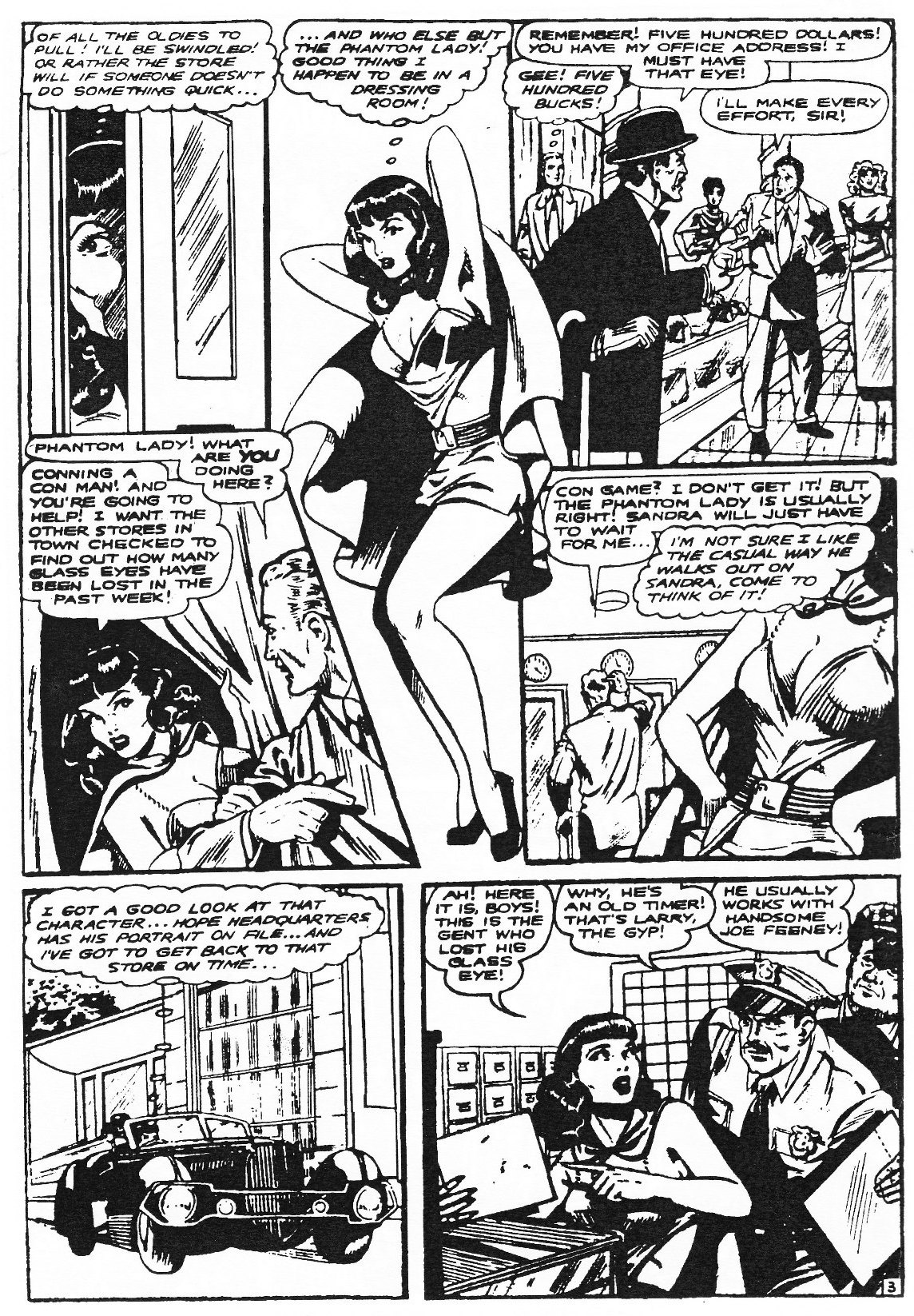 Read online Men of Mystery Comics comic -  Issue #82 - 6