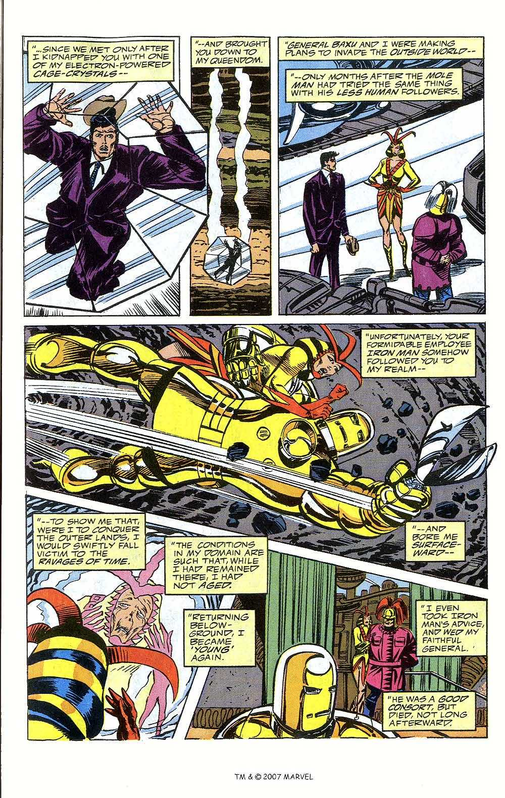 Iron Man Annual issue 12 - Page 11