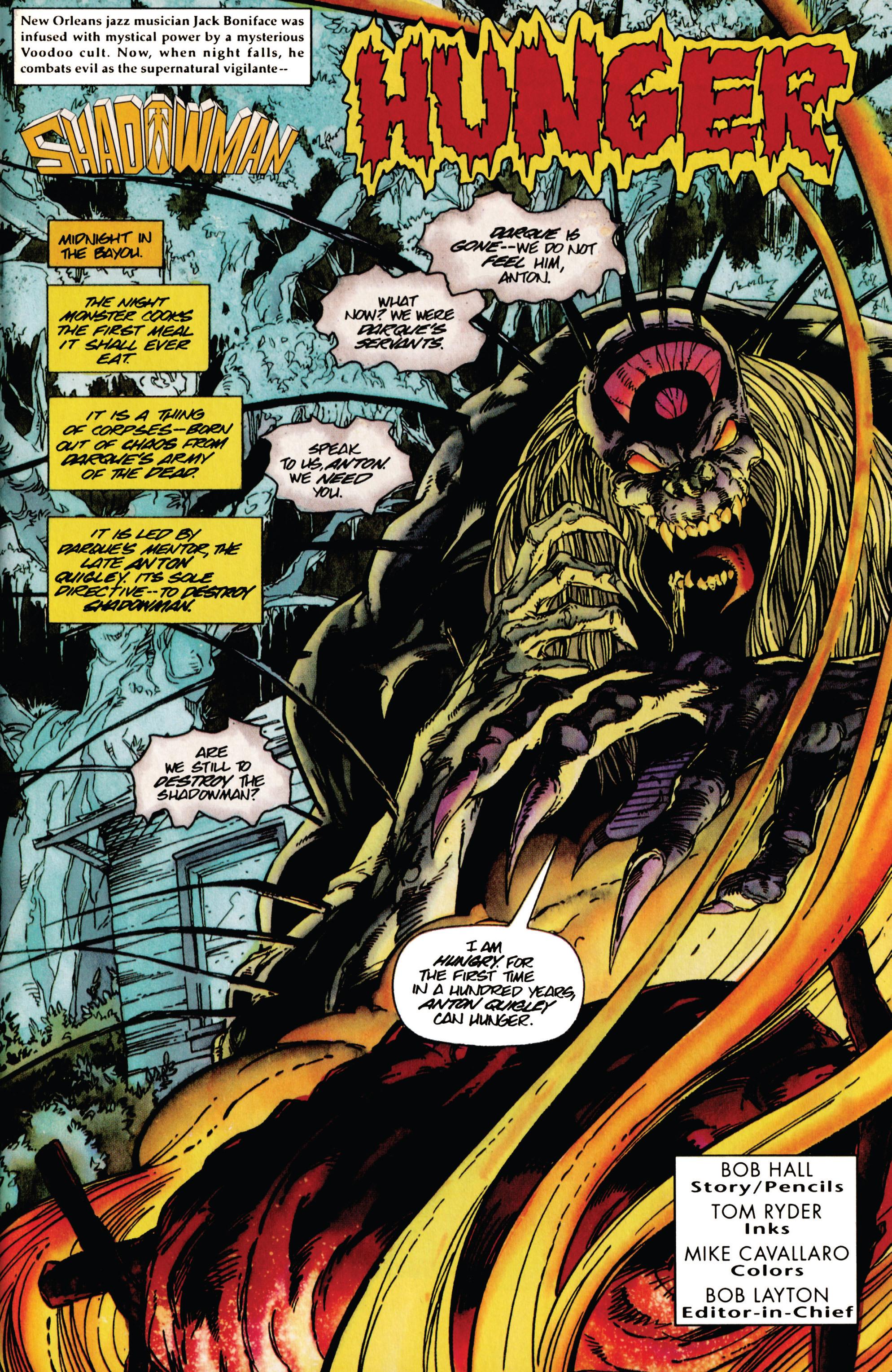 Read online Shadowman (1992) comic -  Issue #31 - 2