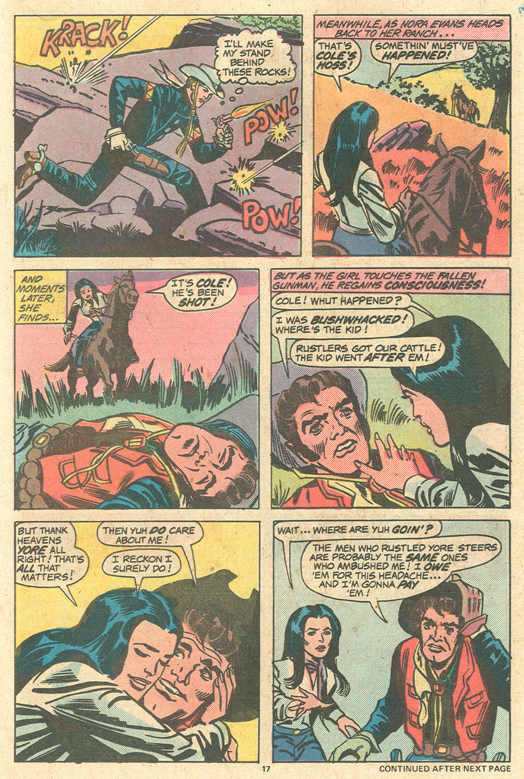 The Rawhide Kid (1955) issue 144 - Page 19