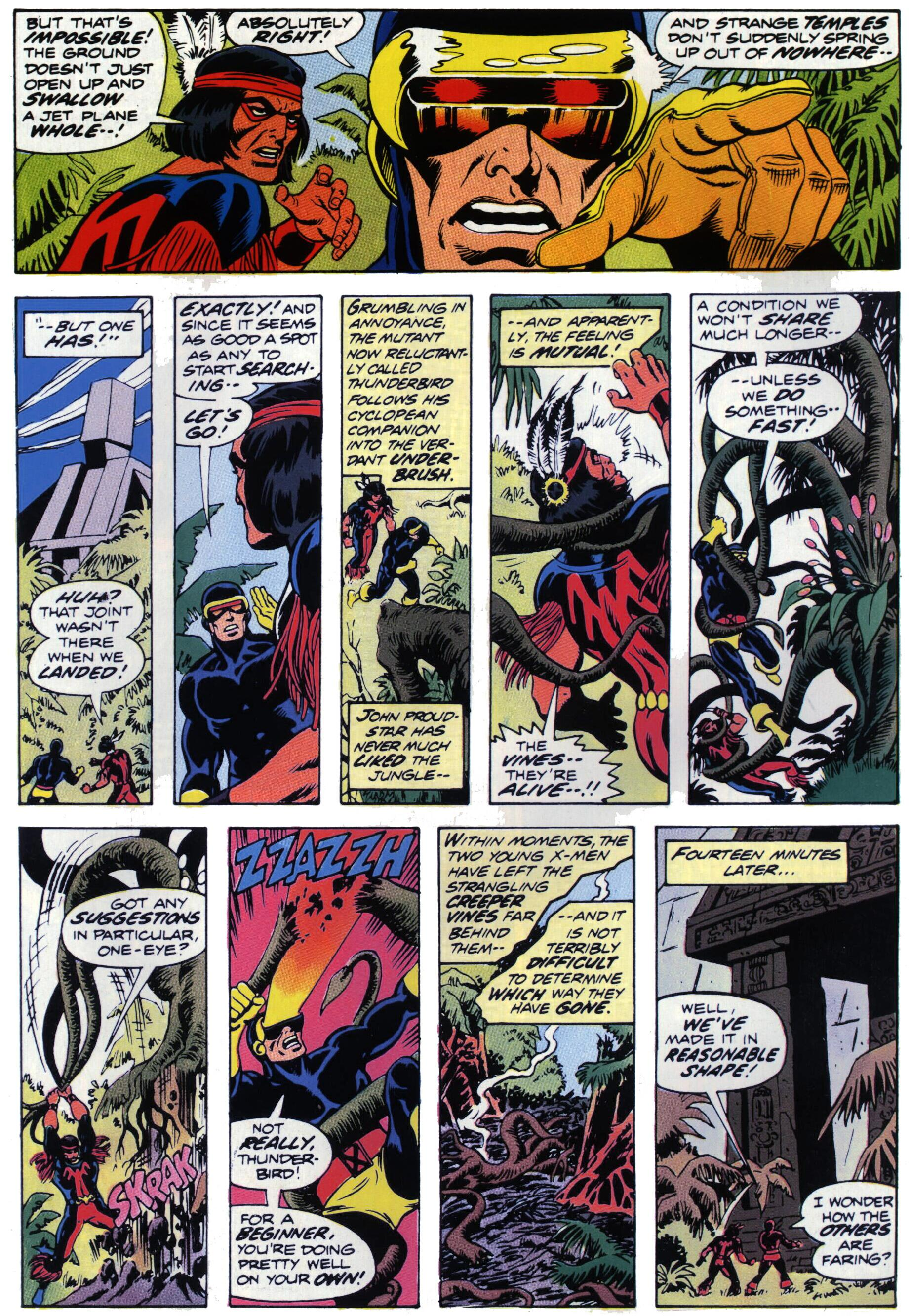 Read online Giant-Size X-Men comic -  Issue #1 - 24