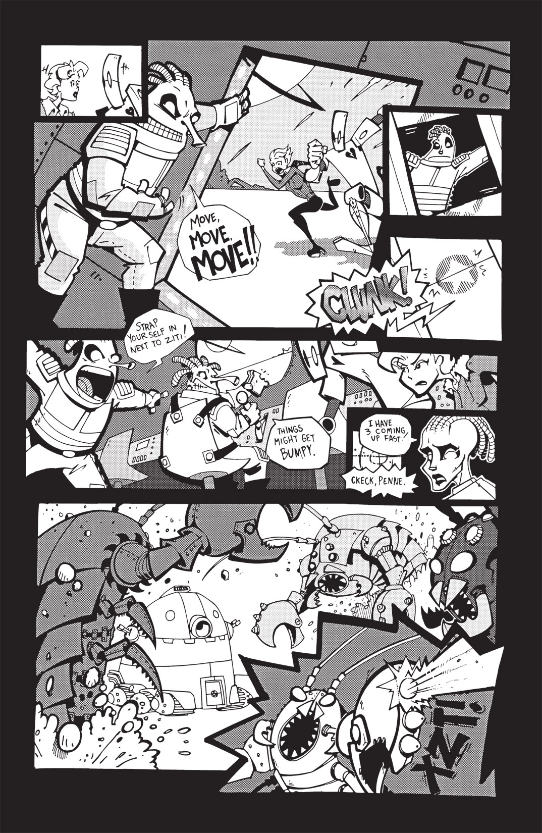 Read online Scud: The Disposable Assassin: The Whole Shebang comic -  Issue # TPB (Part 3) - 18