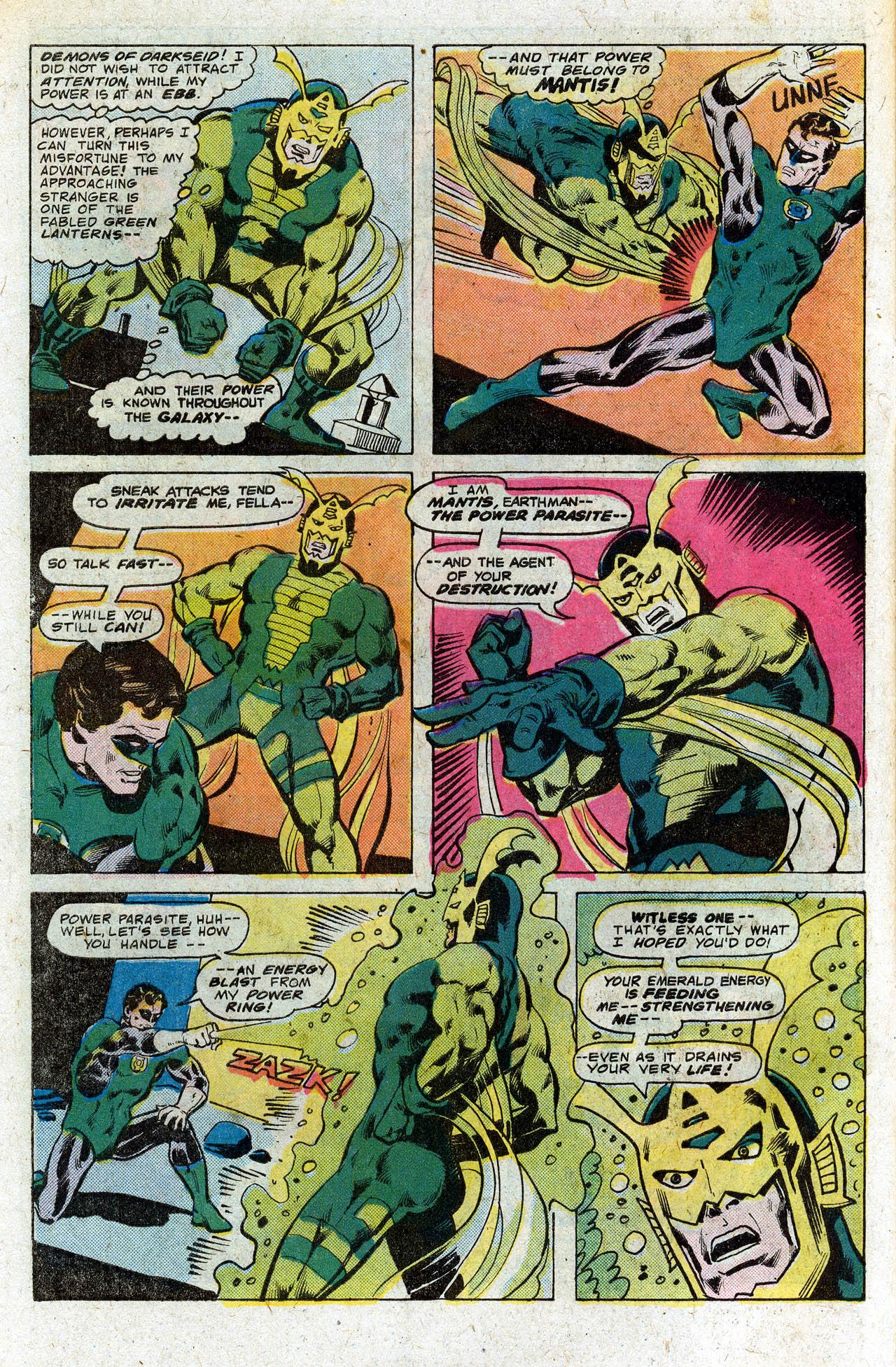 Read online Secret Society of Super-Villains comic -  Issue #4 - 10