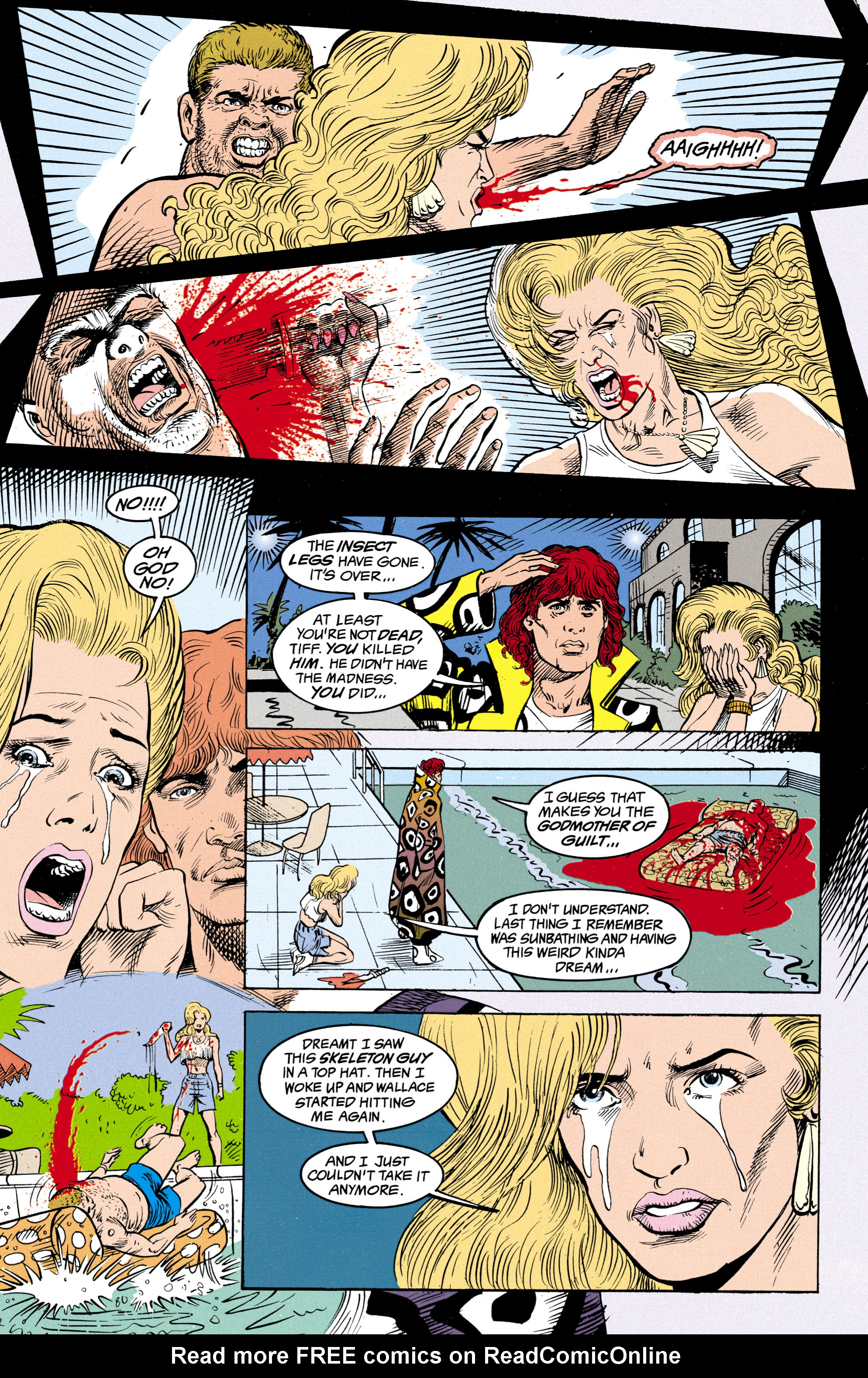 Read online Shade, the Changing Man comic -  Issue #14 - 24