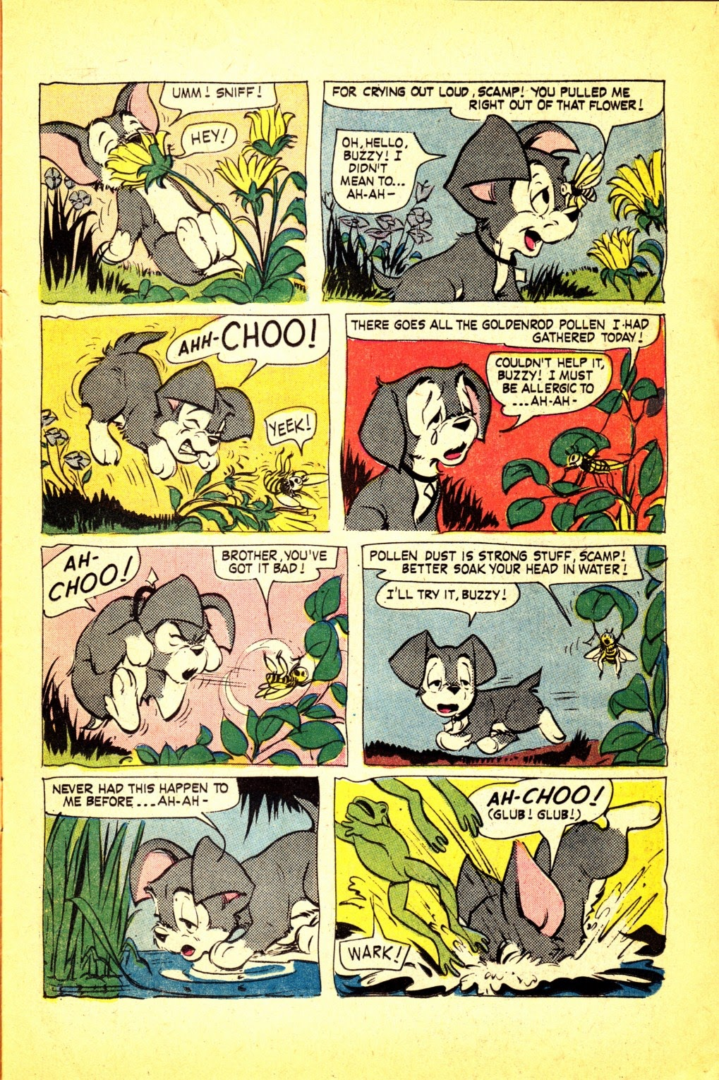 Scamp (1967) issue 7 - Page 11