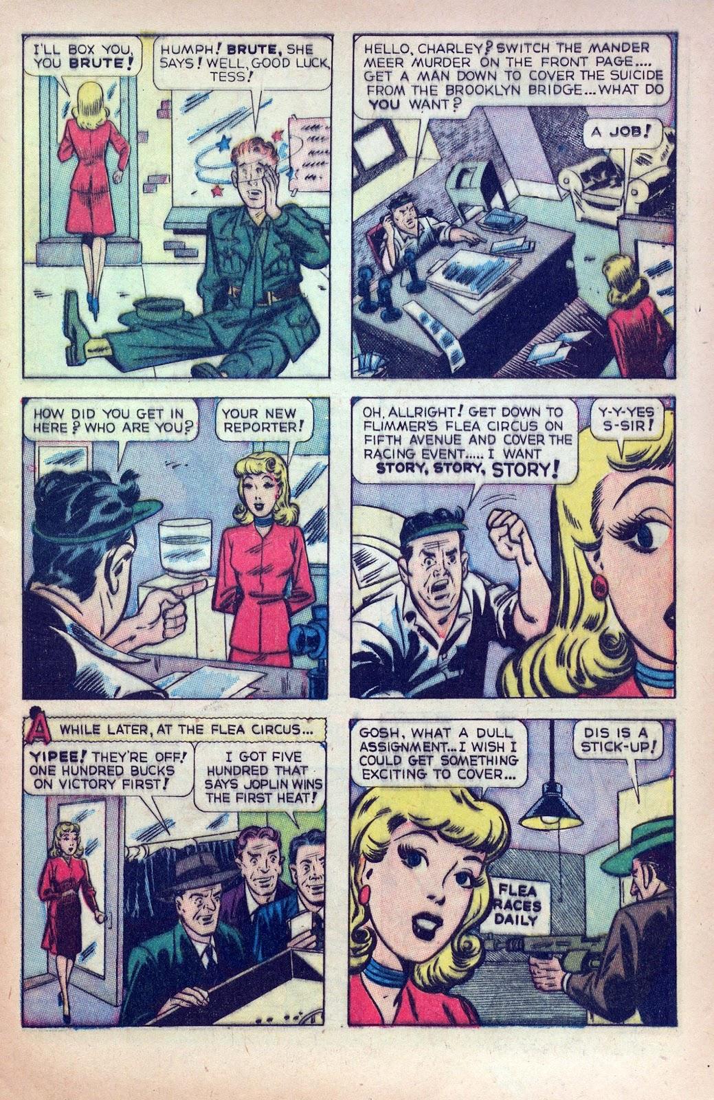 Read online Joker Comics comic -  Issue #21 - 5