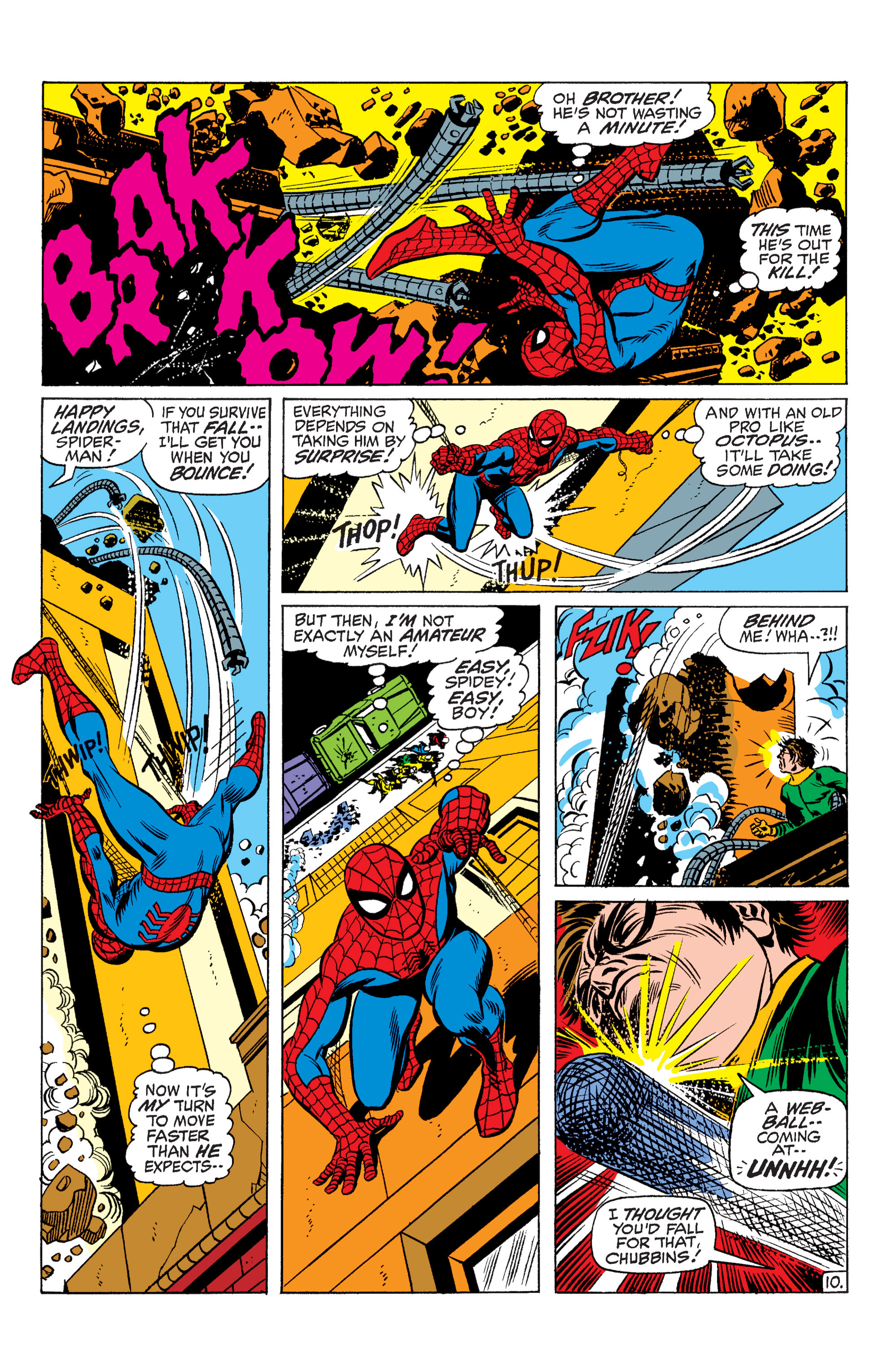 The Amazing Spider-Man (1963) 89 Page 10
