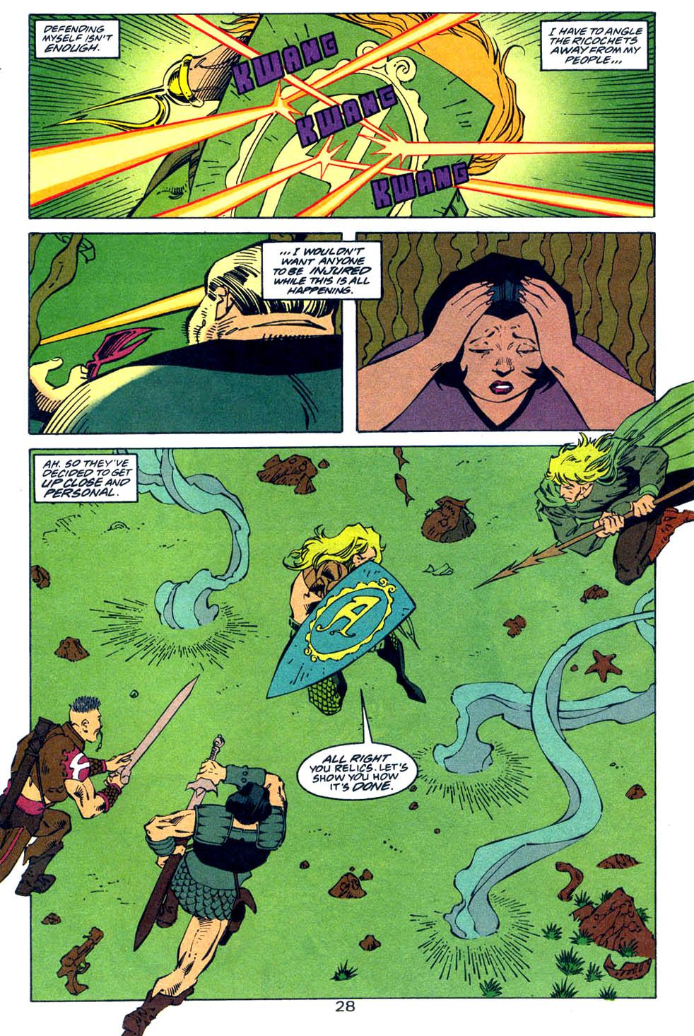 Read online Aquaman (1994) comic -  Issue #Aquaman (1994) _Annual 4 - 28