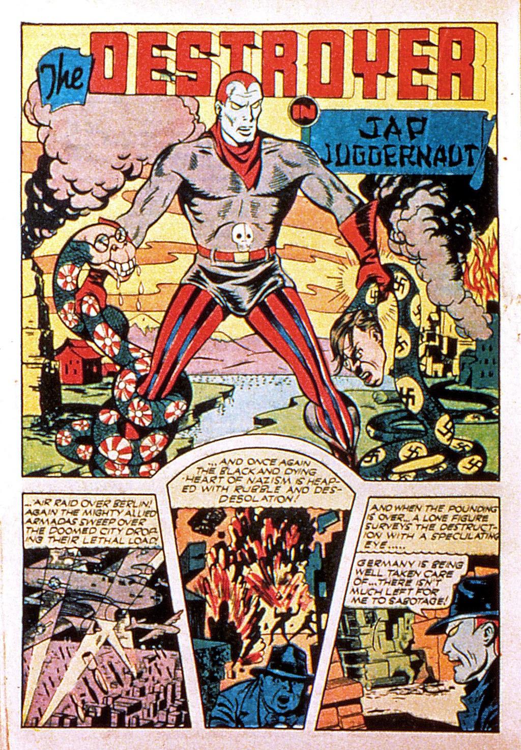 Read online Mystic Comics (1944) comic -  Issue #1 - 28