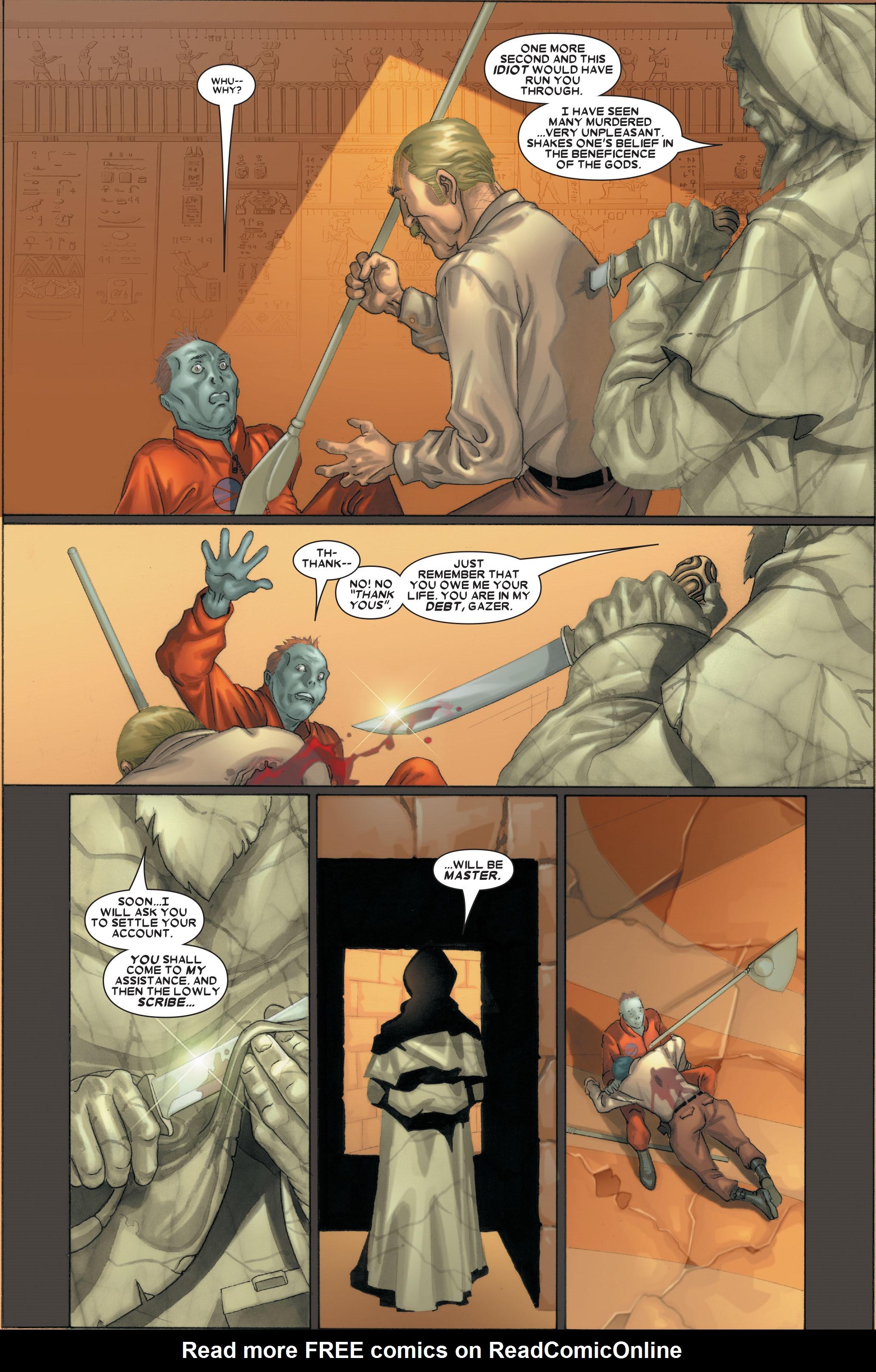 X-Men (1991) 182 Page 10