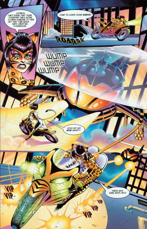 Read online 3 Little Kittens: Purrr-fect Weapons comic -  Issue #2 - 15