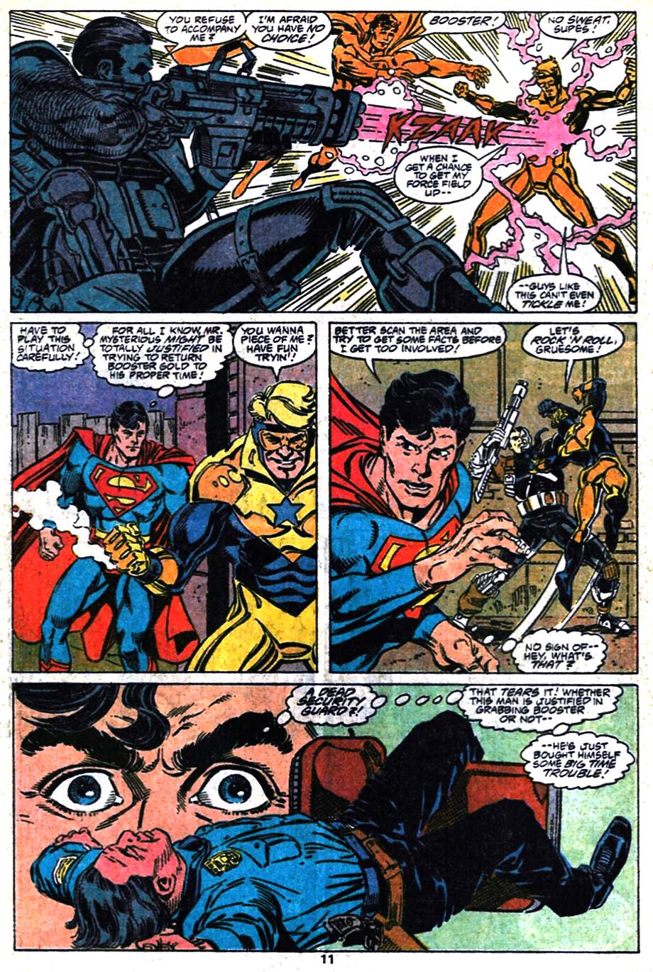 Read online Adventures of Superman (1987) comic -  Issue #476 - 12