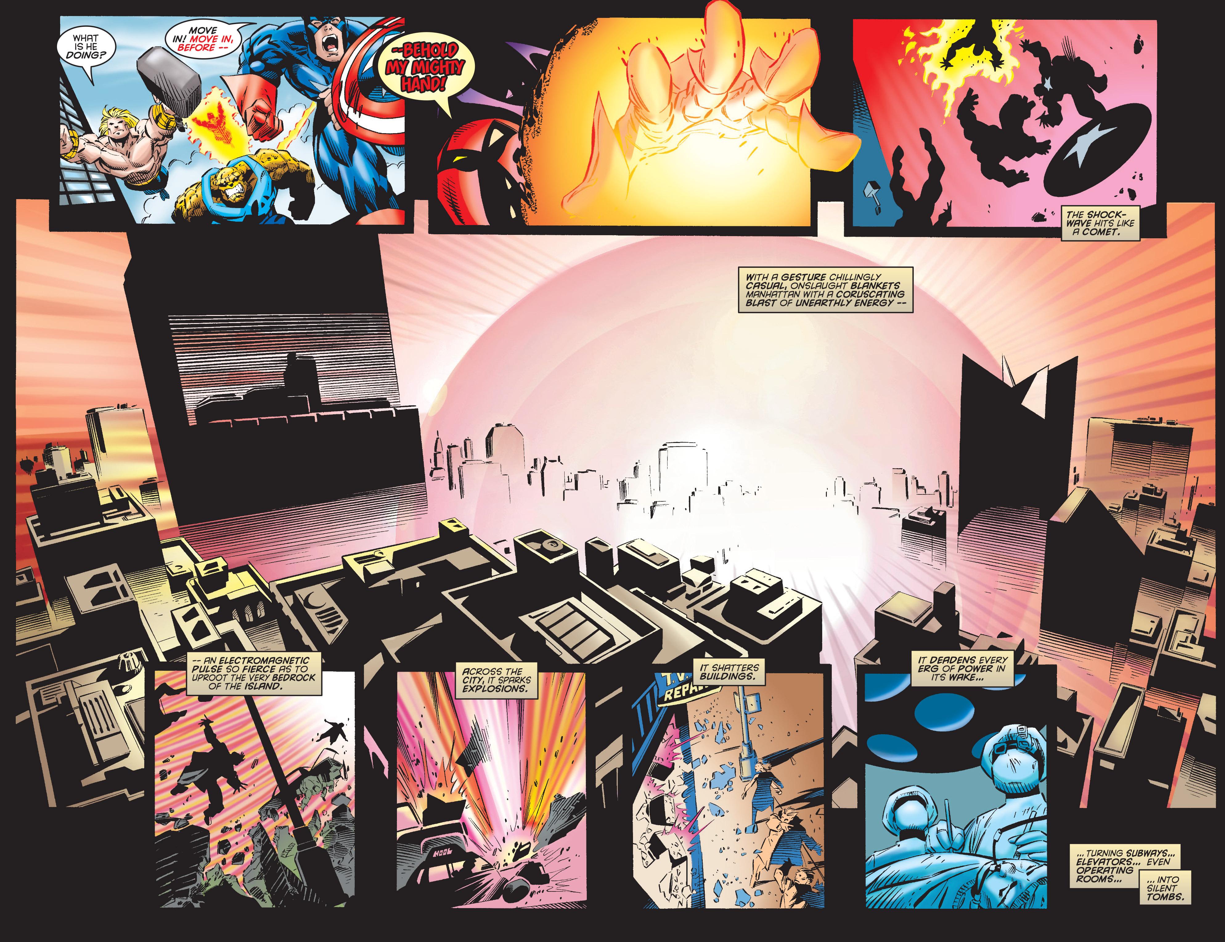 X-Men (1991) 55 Page 16