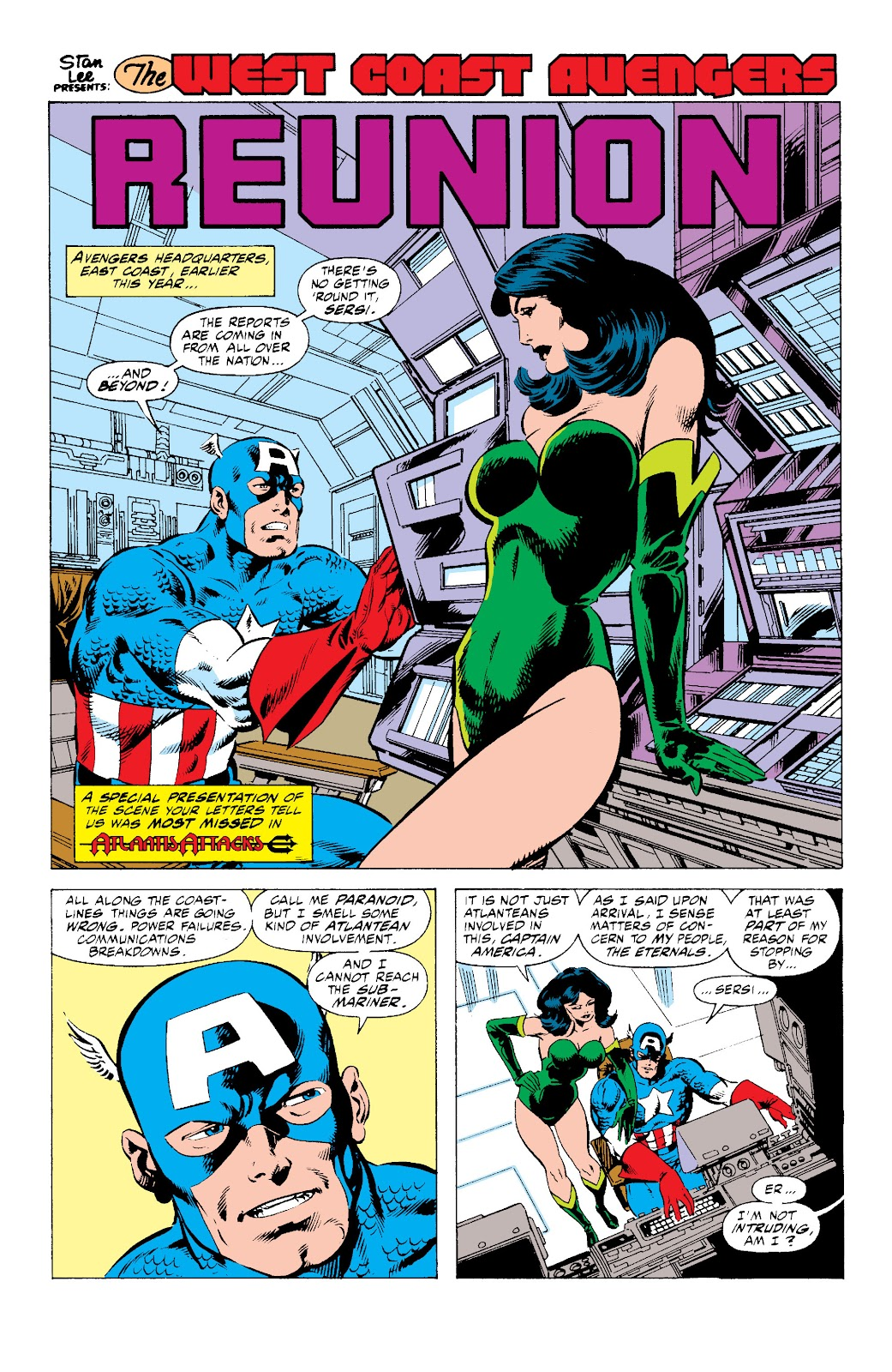 Avengers West Coast (1989) issue 56 - Page 18