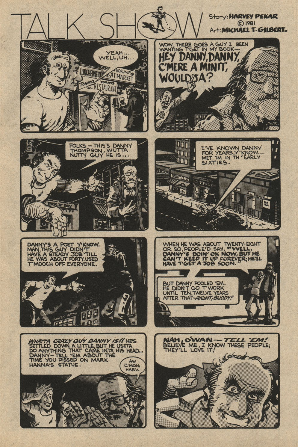 American Splendor (1976) issue 6 - Page 58
