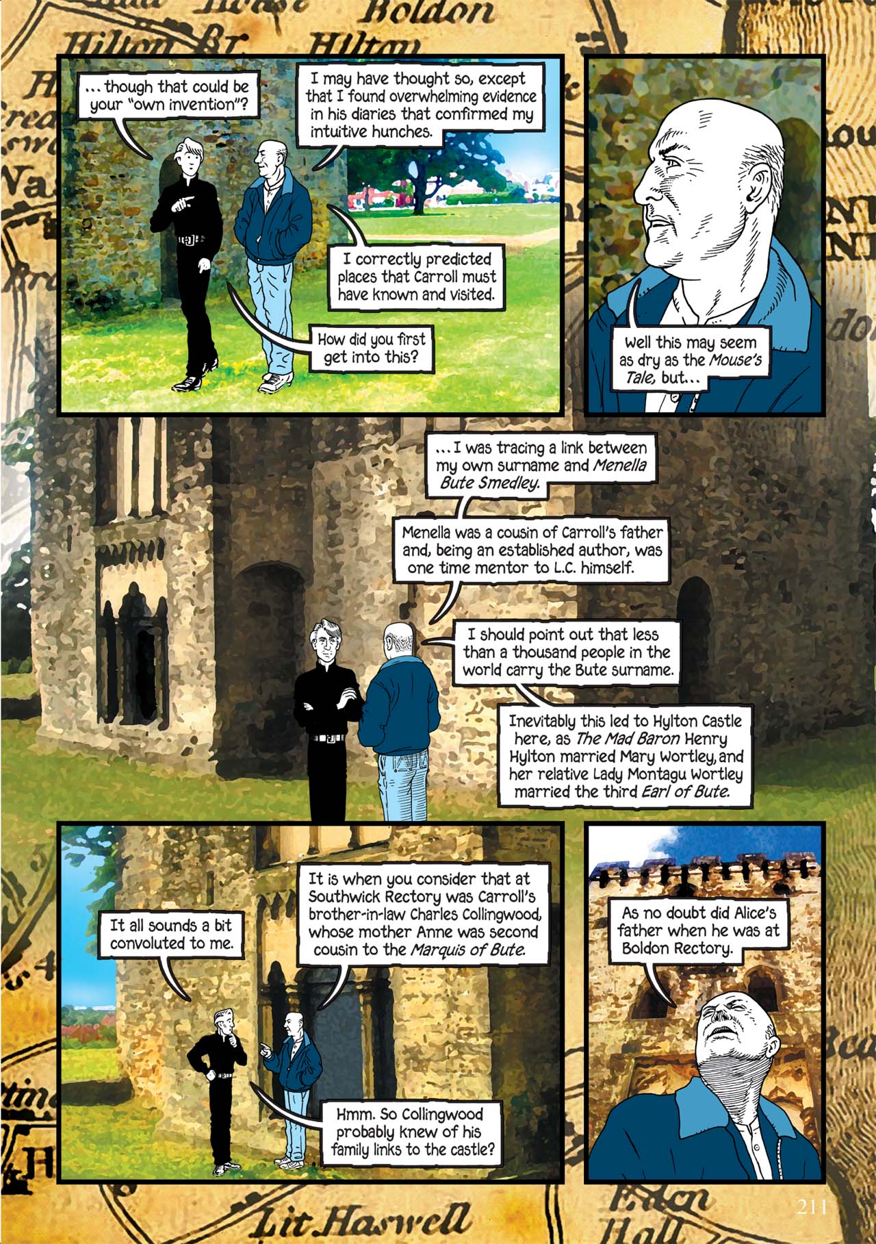 Read online Alice in Sunderland comic -  Issue # Full - 215