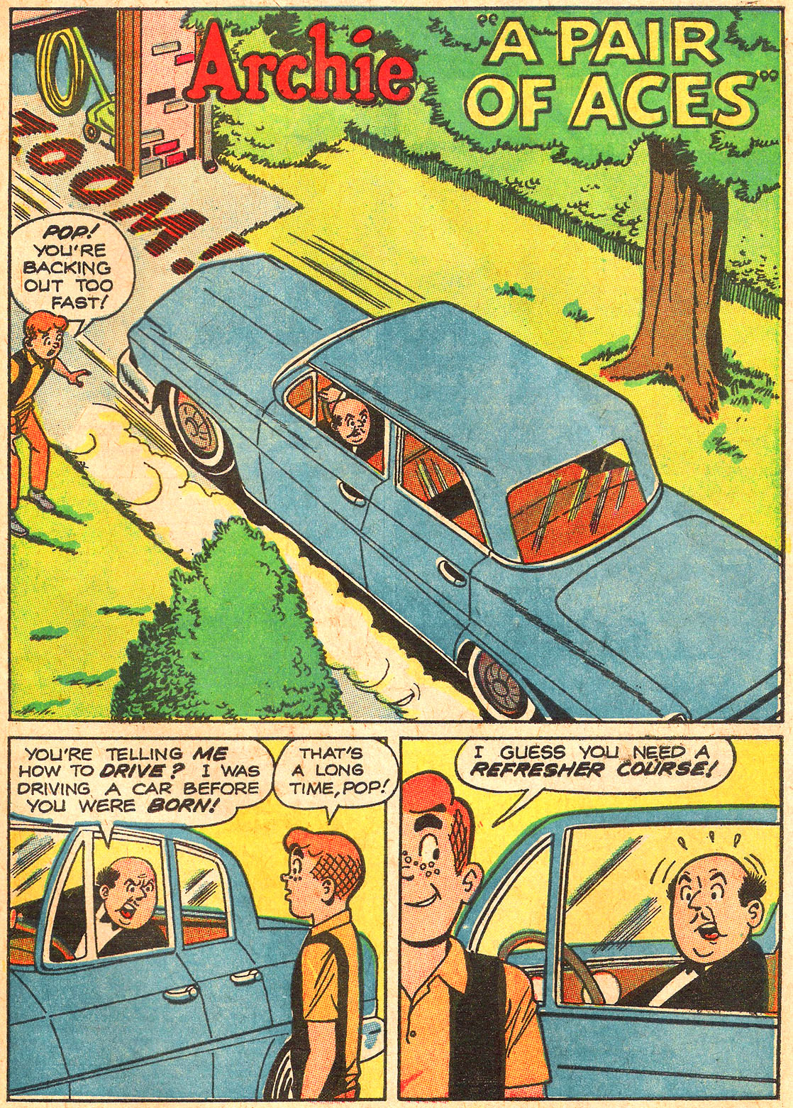Read online Archie (1960) comic -  Issue #176 - 27