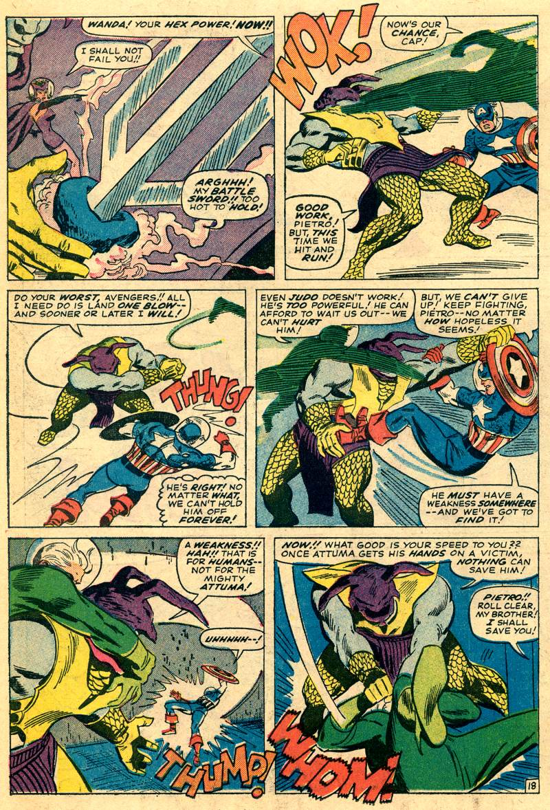 The Avengers (1963) 26 Page 25