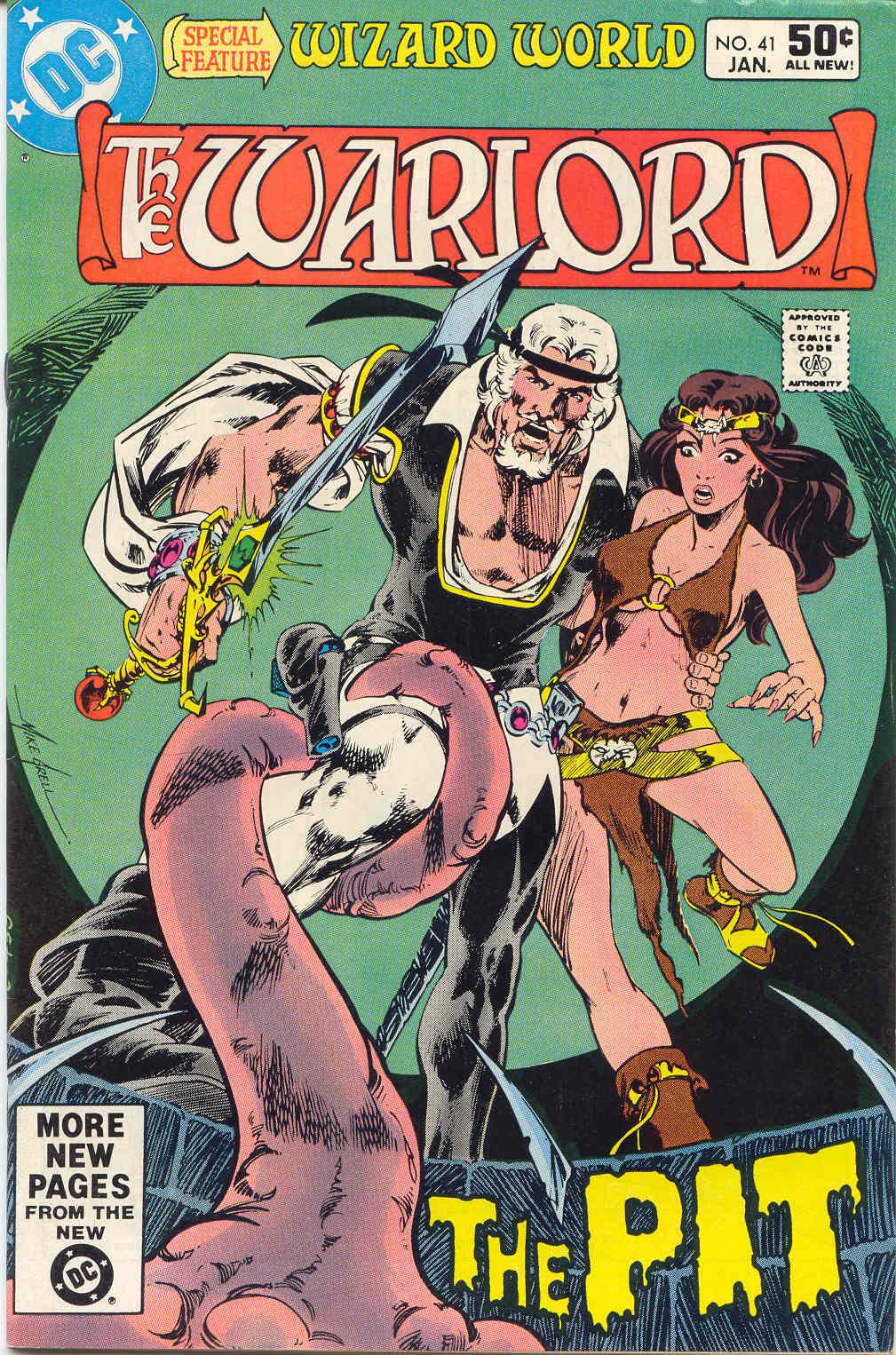 Warlord (1976) 41 Page 1