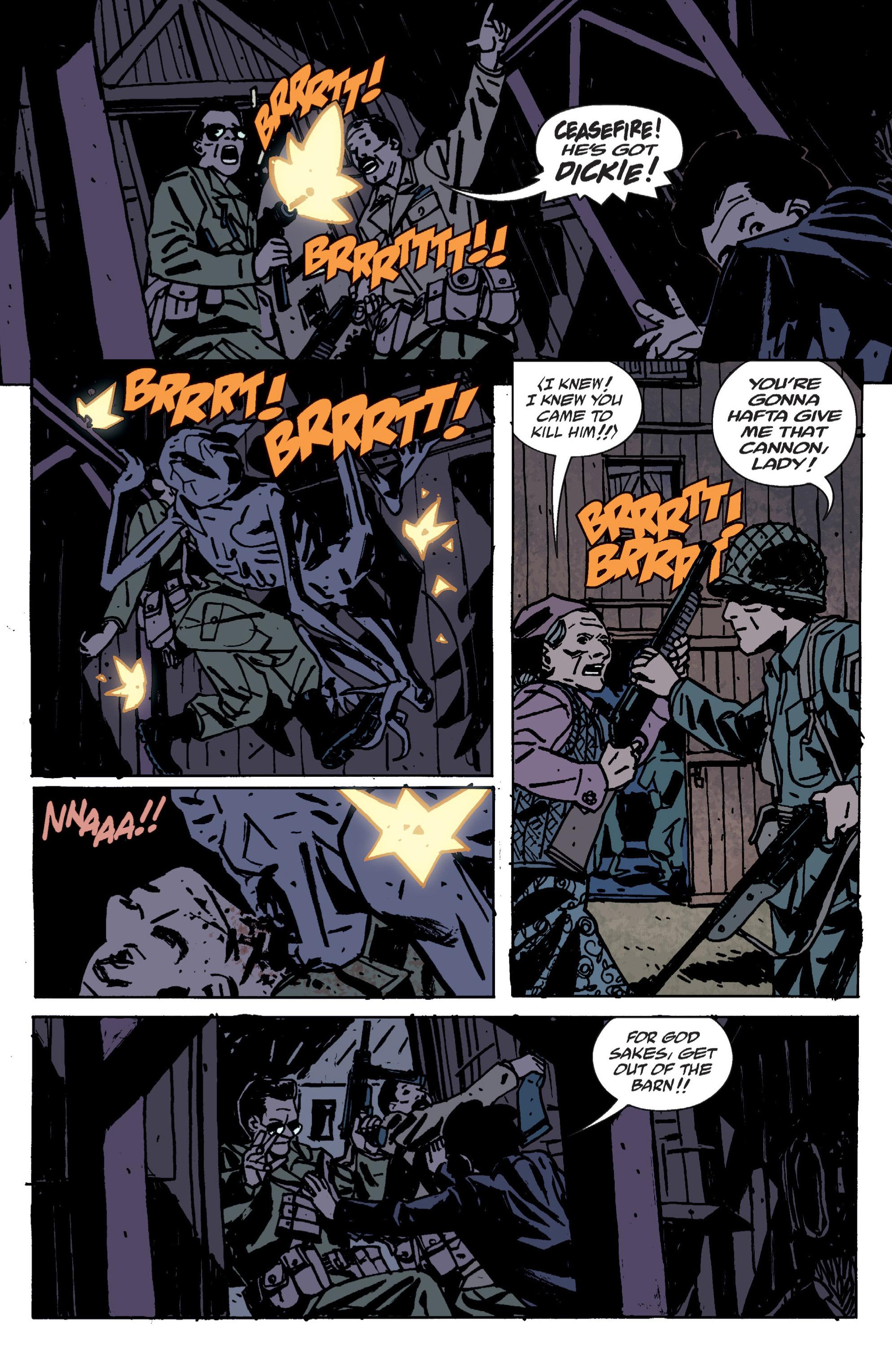 Read online B.P.R.D. (2003) comic -  Issue # TPB 9 - 43