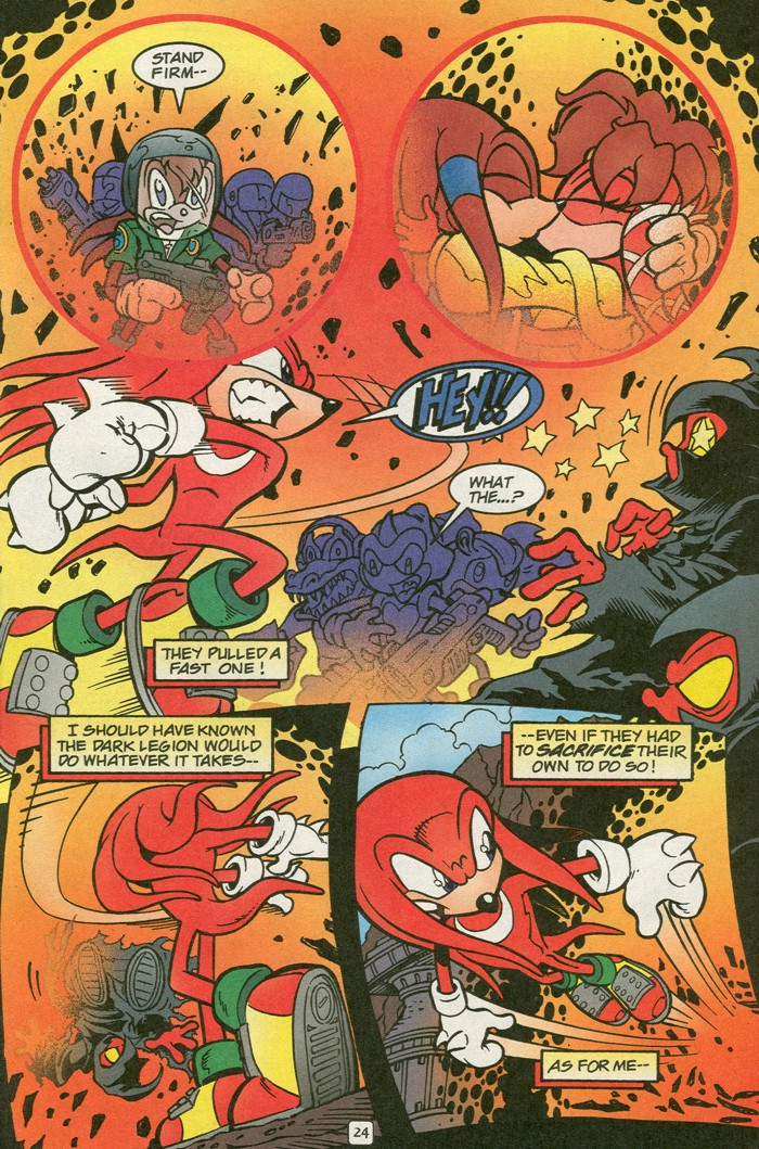 Read online Sonic Super Special comic -  Issue #14 - best of times - 37