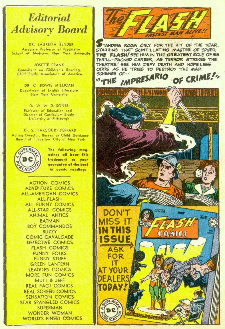 Read online Sensation (Mystery) Comics comic -  Issue #67 - 38