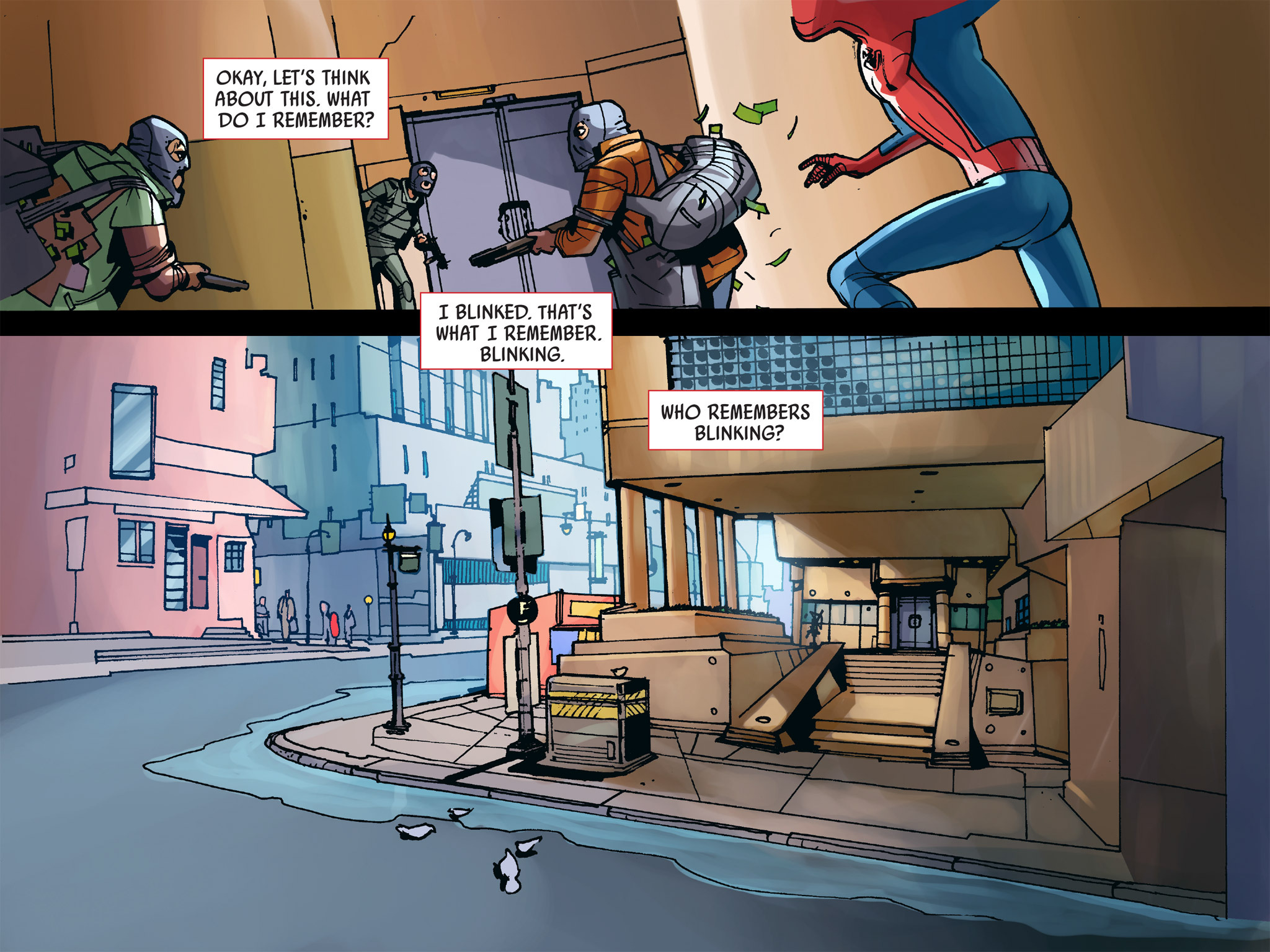 Read online Amazing Spider-Man: Who Am I? comic -  Issue # Full (Part 1) - 19