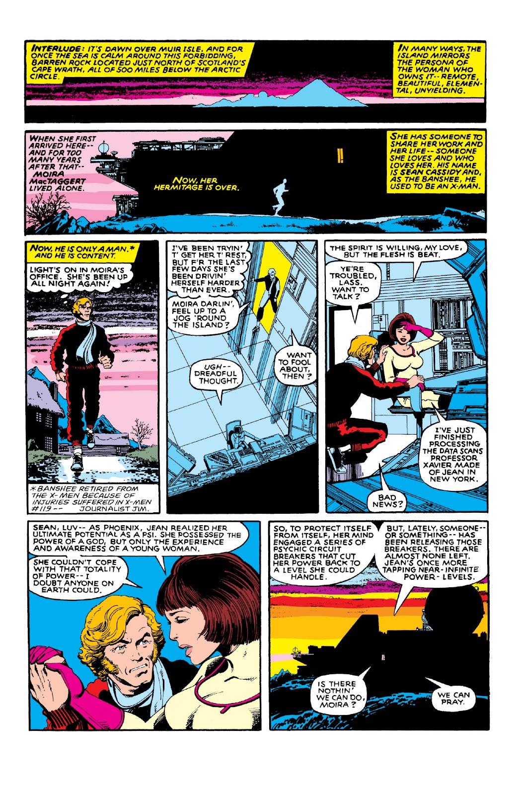 Read online X-Men Milestones: Dark Phoenix Saga comic -  Issue # TPB (Part 1) - 86