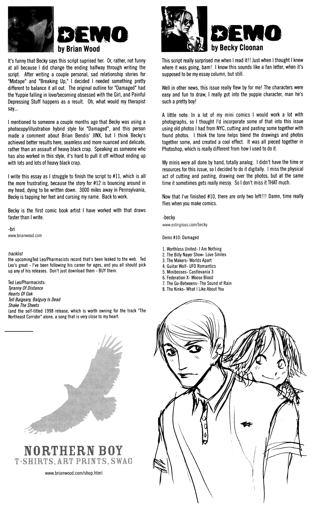 Read online Demo comic -  Issue #10 - 29
