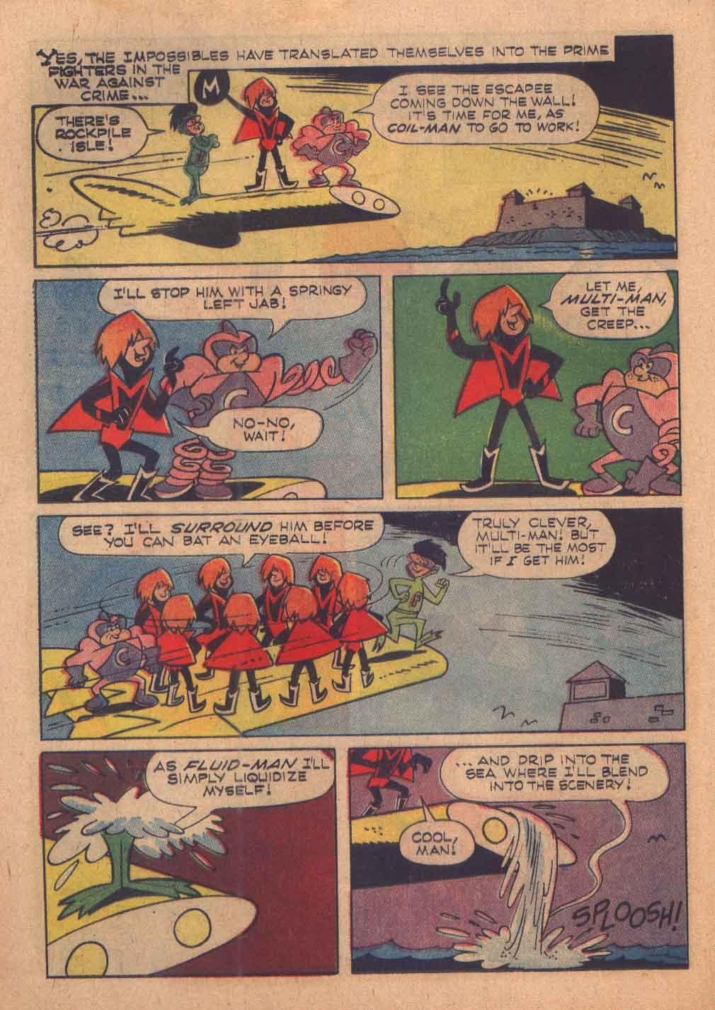 Read online Frankenstein, Jr. comic -  Issue # Full - 16