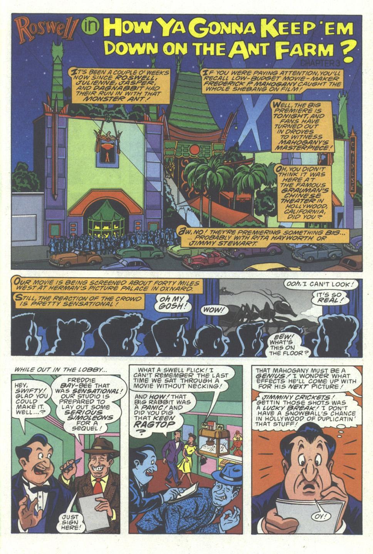 Read online Simpsons Comics comic -  Issue #21 - 26