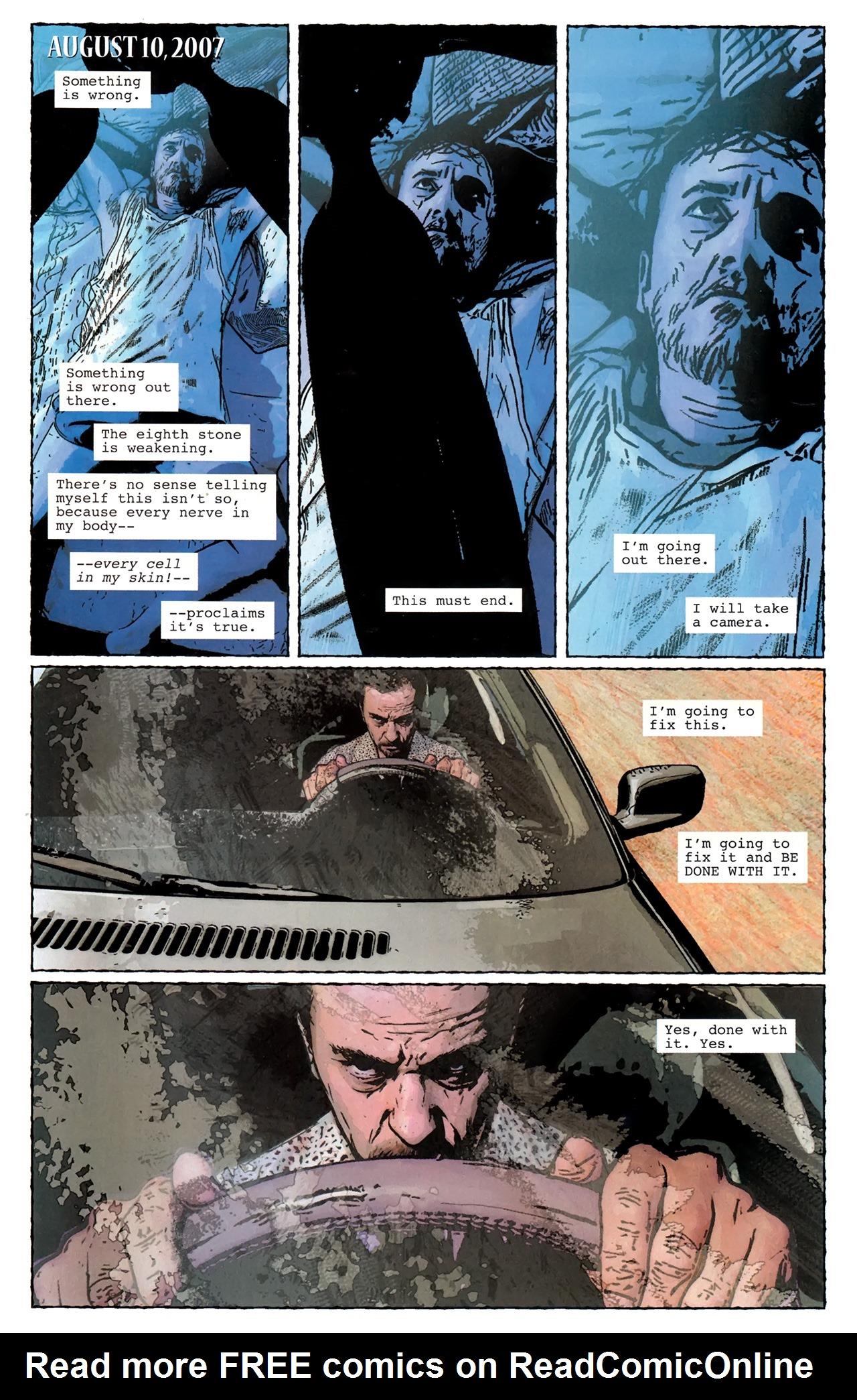 Read online Stephen King's N. comic -  Issue #3 - 13