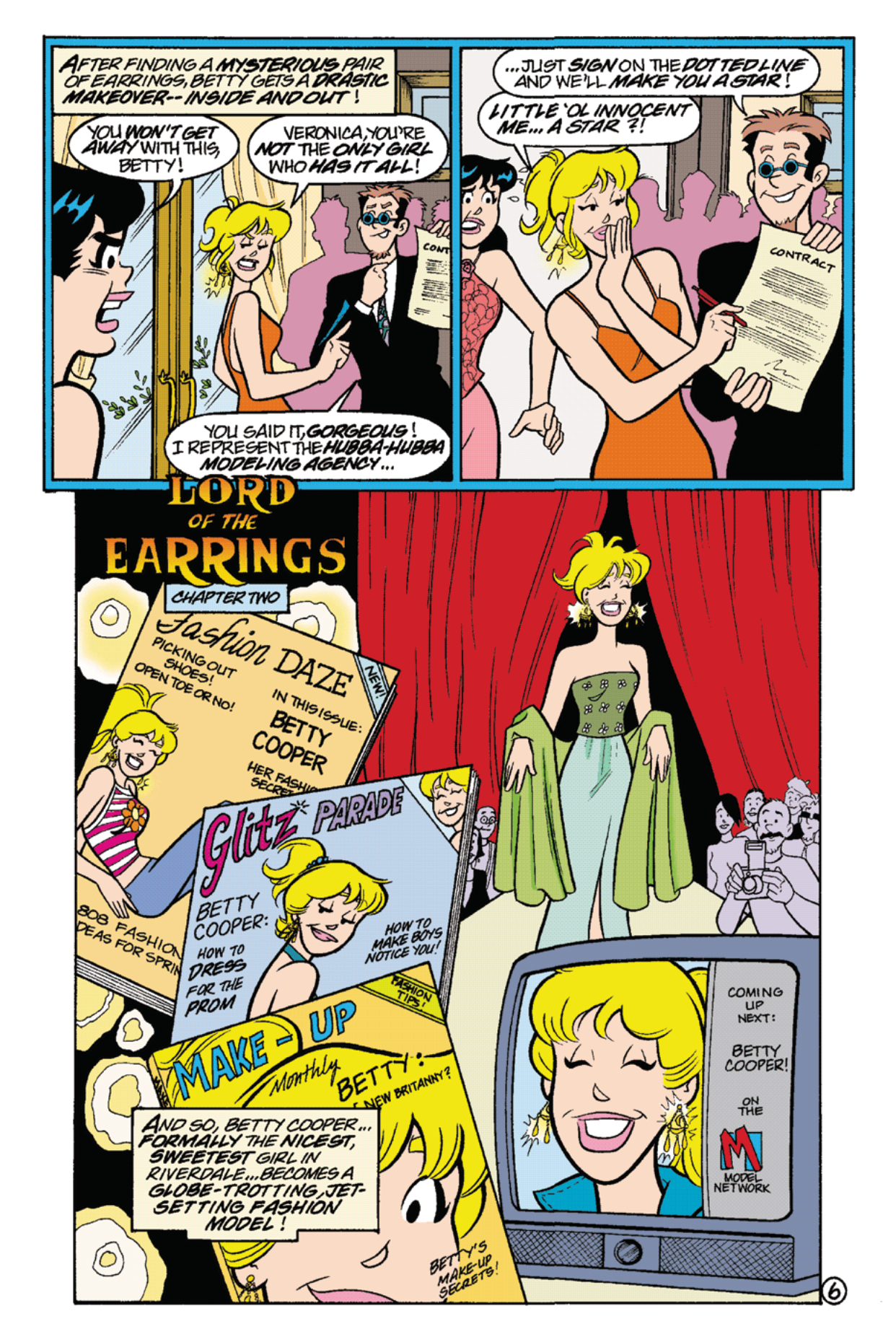 Read online Archie's Weird Mysteries comic -  Issue #21 - 8