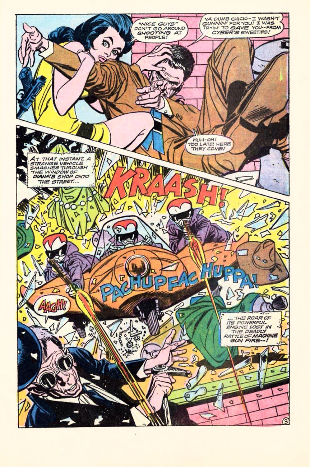 Read online Wonder Woman (1942) comic -  Issue #180 - 5