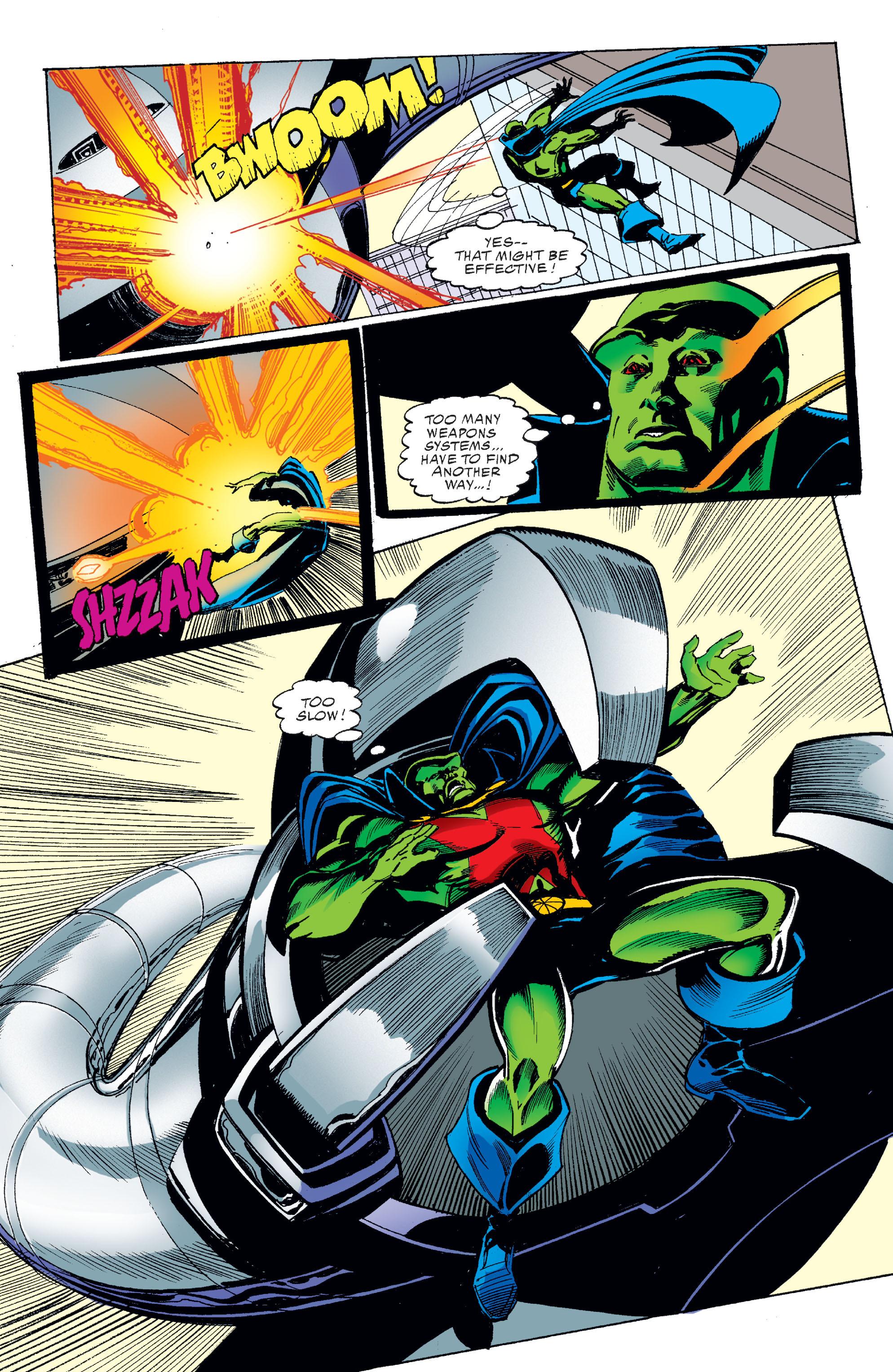 Read online Martian Manhunter: Son of Mars comic -  Issue # TPB - 65