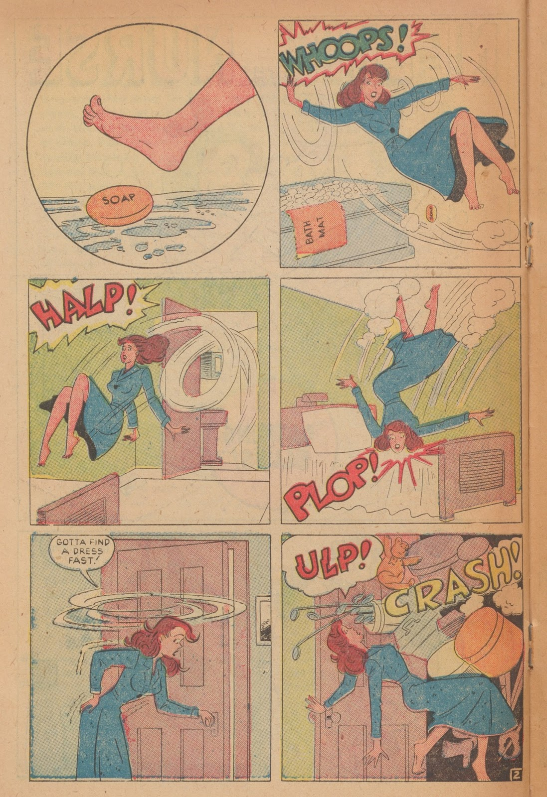 Read online Gay Comics comic -  Issue #38 - 30