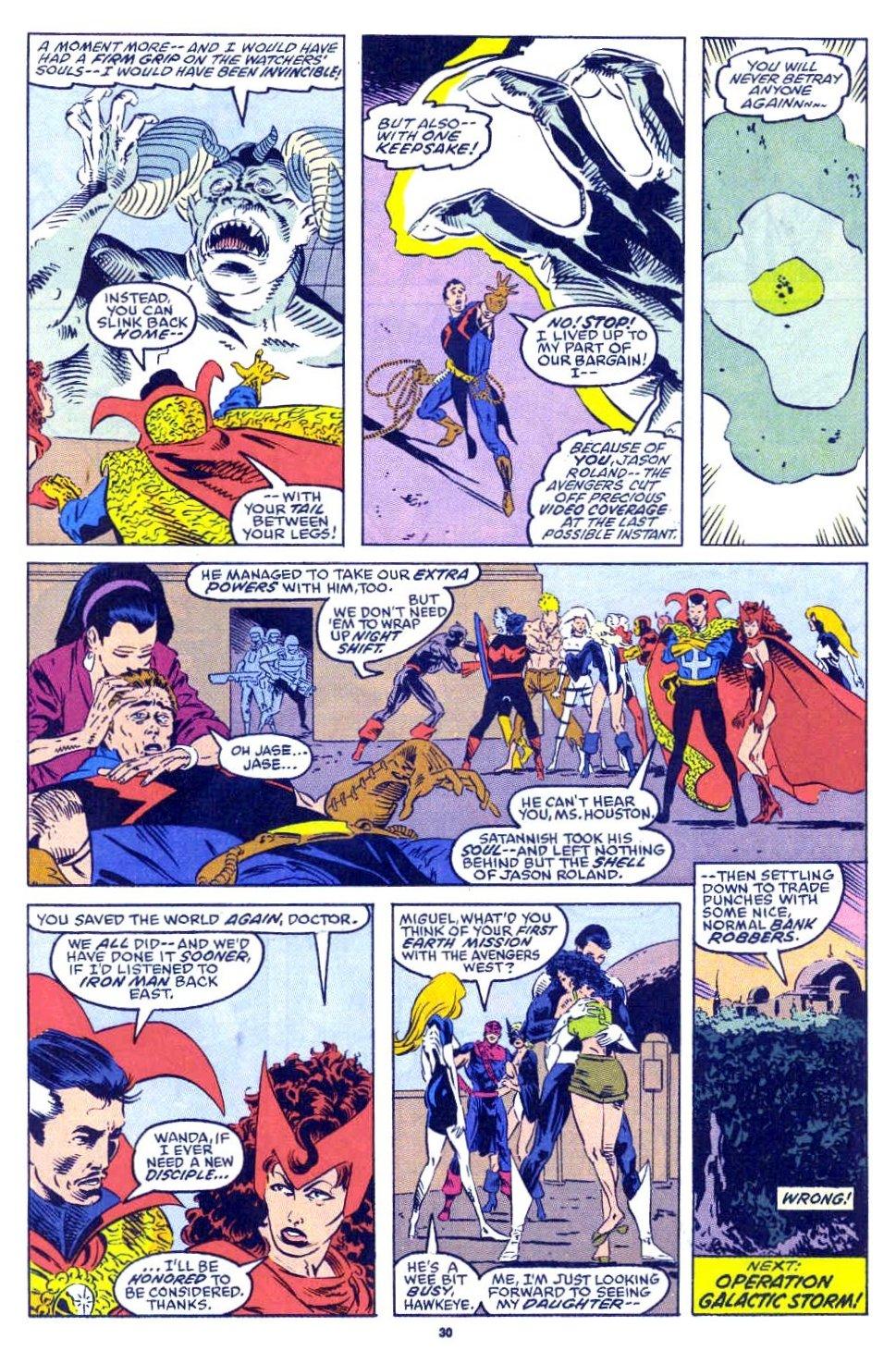 Avengers West Coast (1989) 79 Page 23