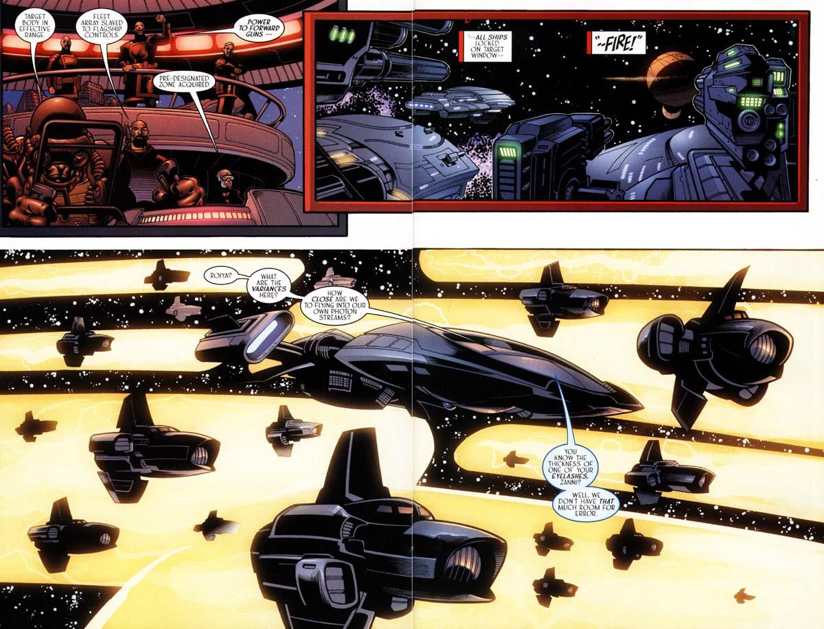 Read online Sigil (2000) comic -  Issue #26 - 23