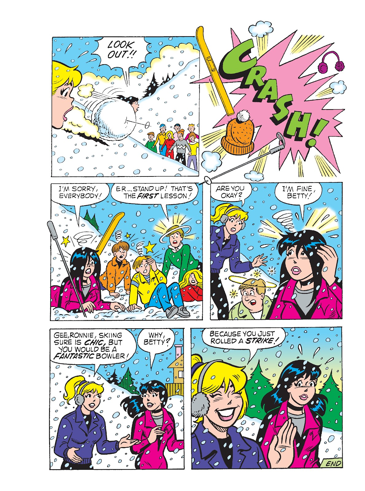 Betty and Veronica Double Digest issue 290 - Page 119