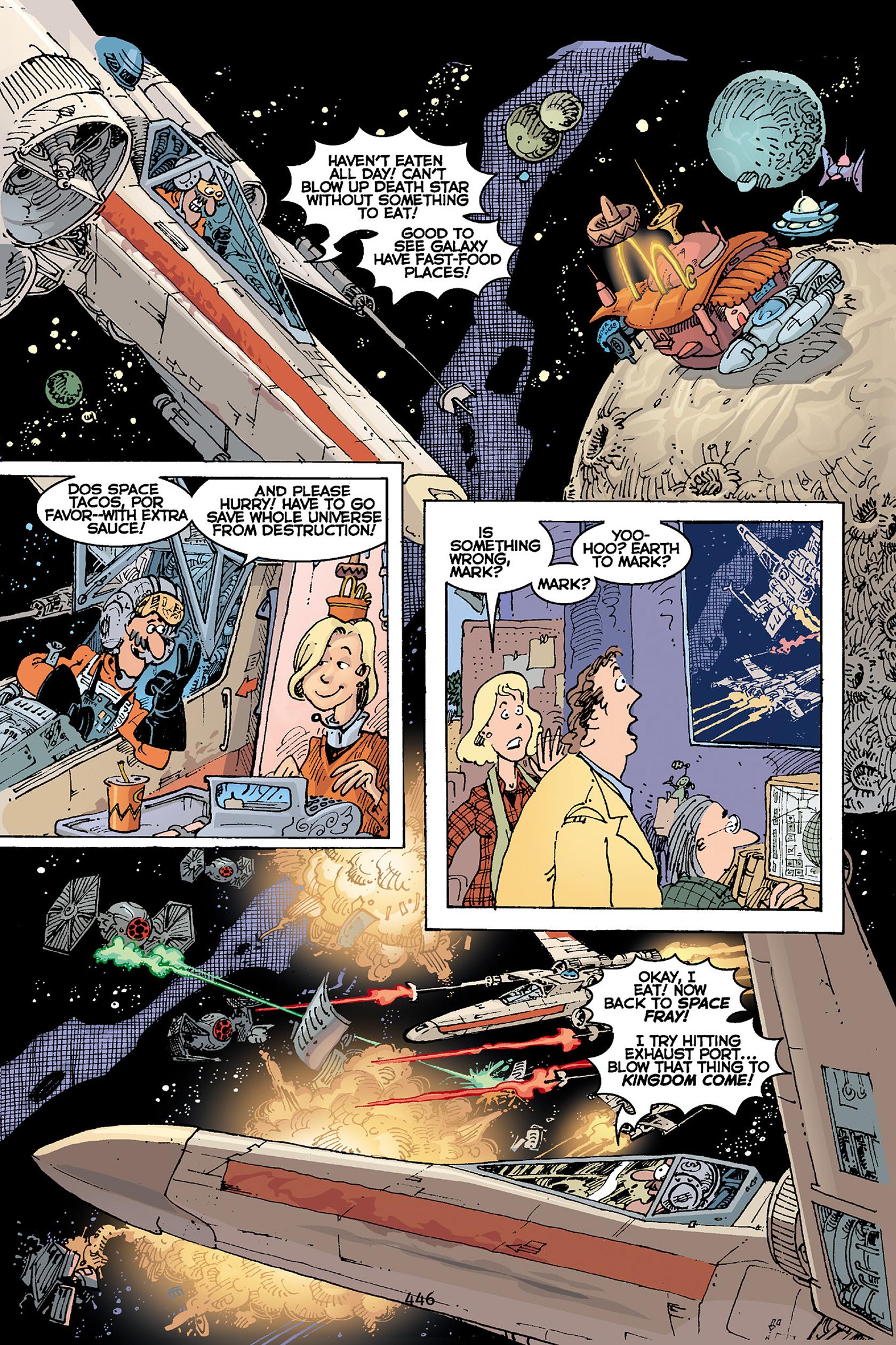 Read online Star Wars Omnibus comic -  Issue # Vol. 30 - 436