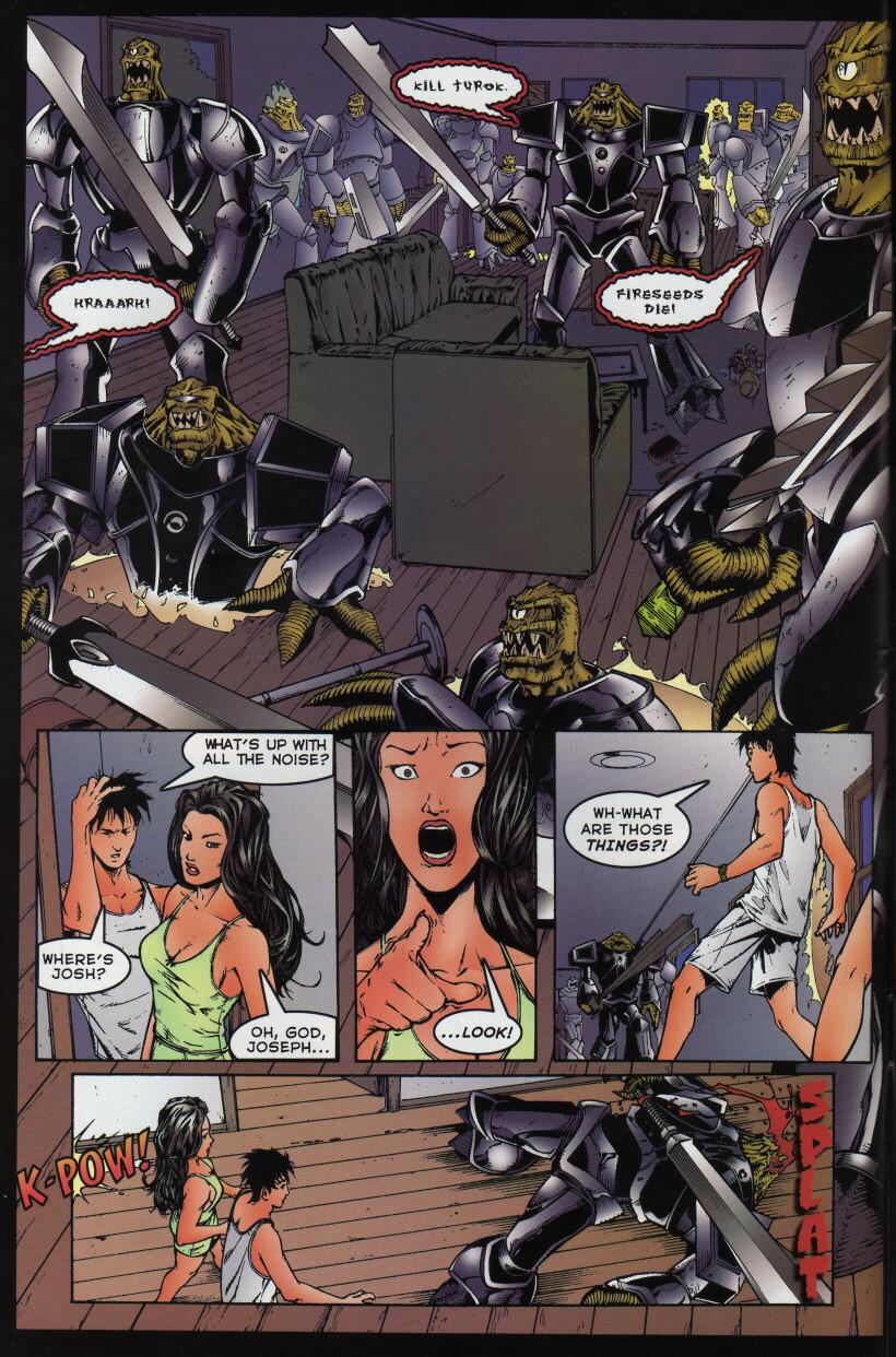 Read online Turok 3: Shadow of Oblivion comic -  Issue # Full - 11