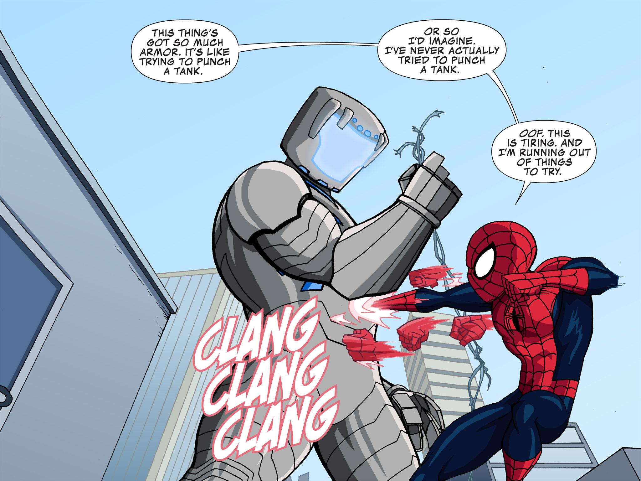 Read online Ultimate Spider-Man (Infinite Comics) (2015) comic -  Issue #3 - 13