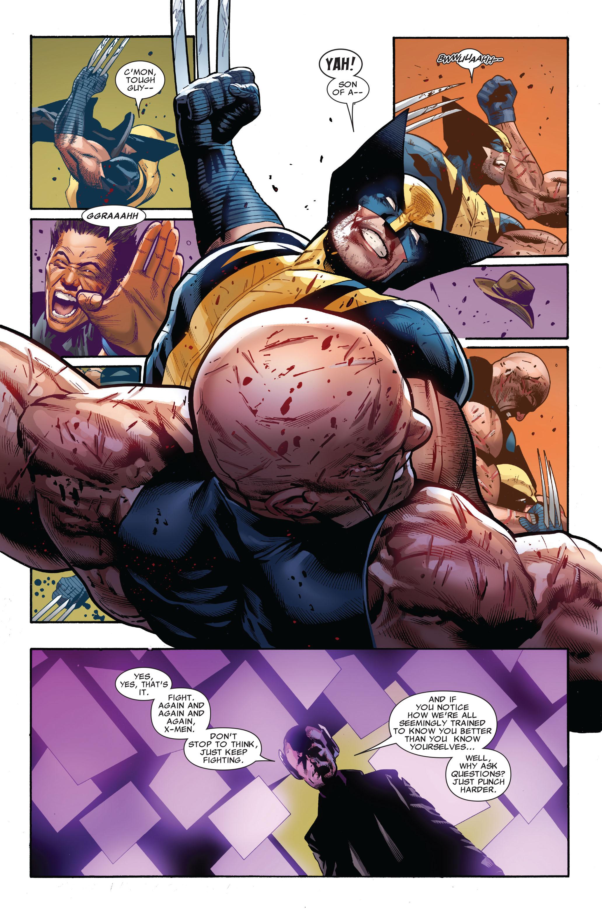 Read online Uncanny X-Men (1963) comic -  Issue #521 - 7