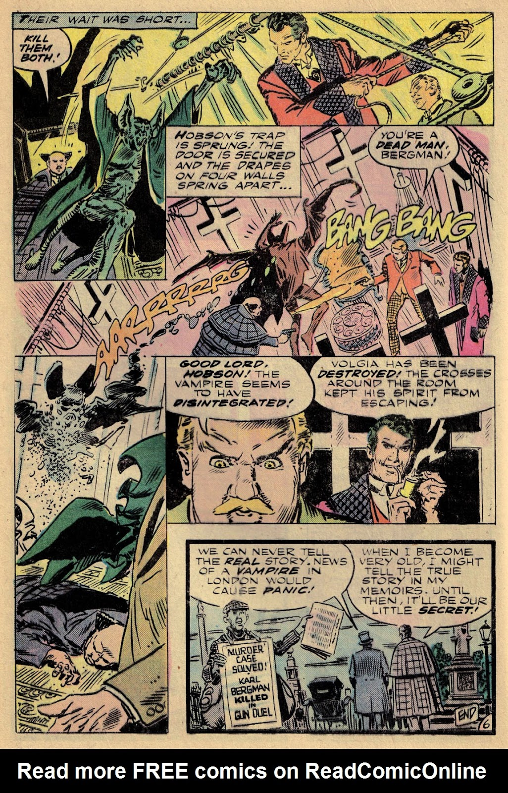 Read online Madhouse Comics comic -  Issue #97 - 8