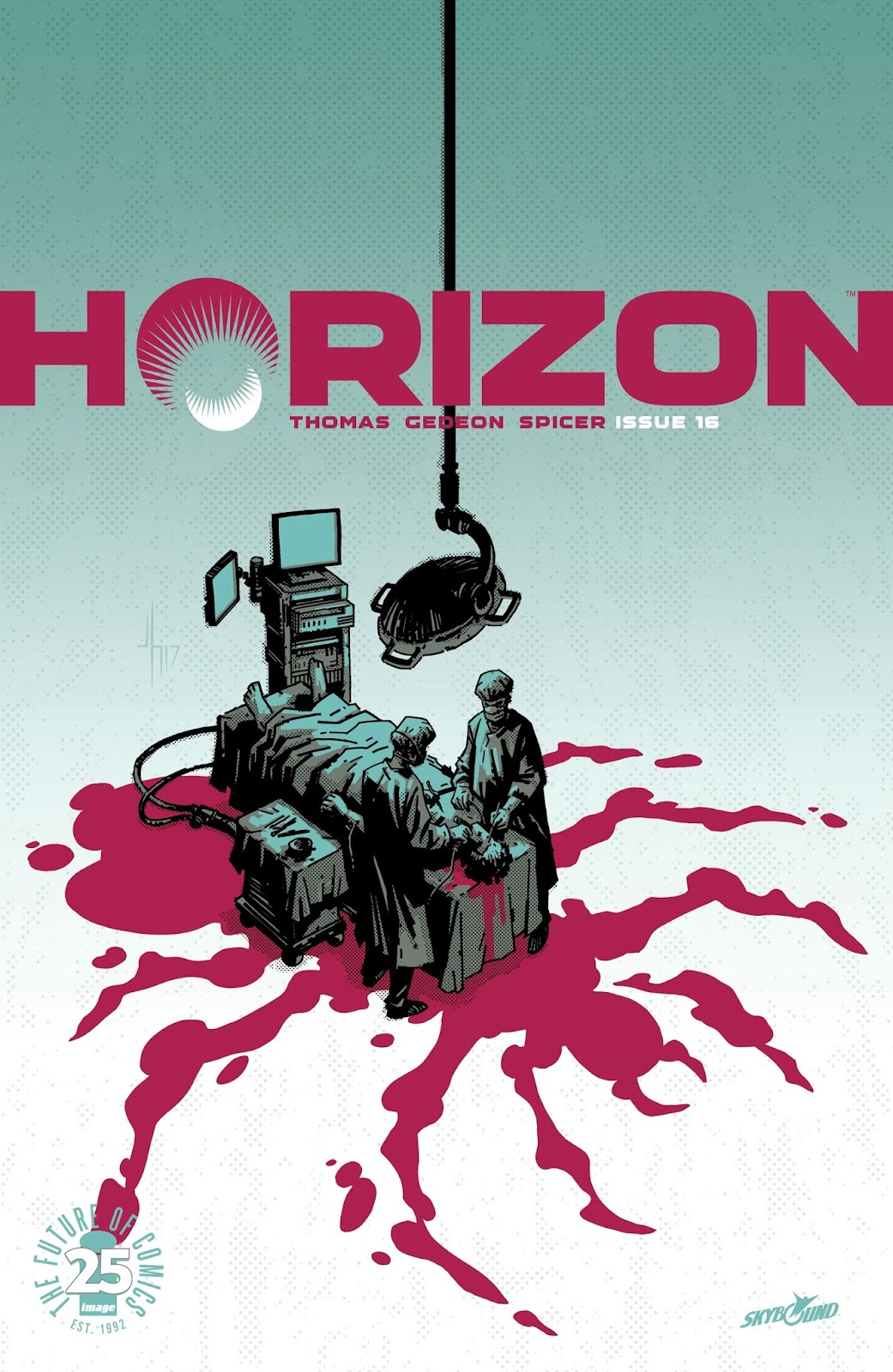 Horizon 16 Page 1