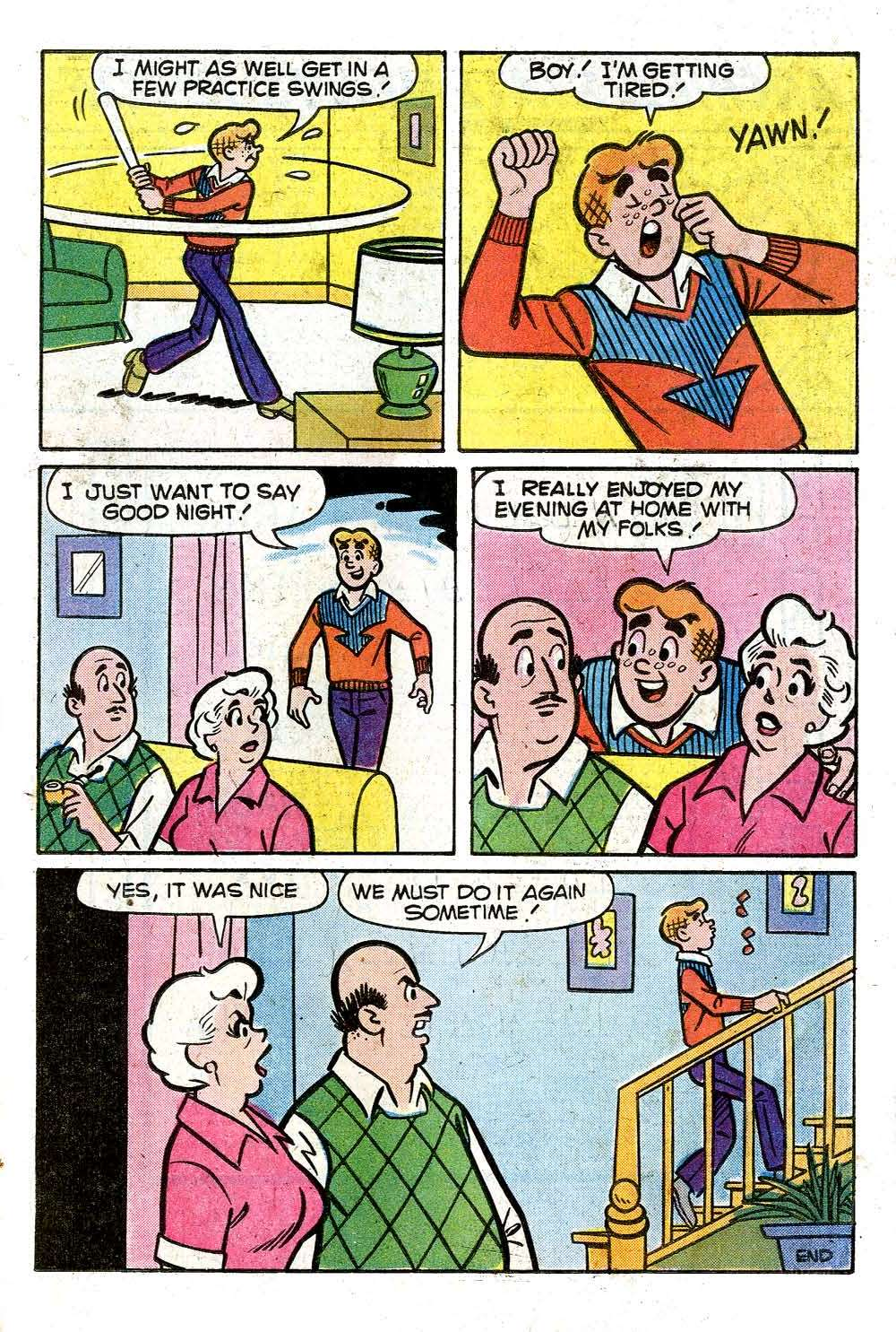 Read online Archie (1960) comic -  Issue #271 - 23