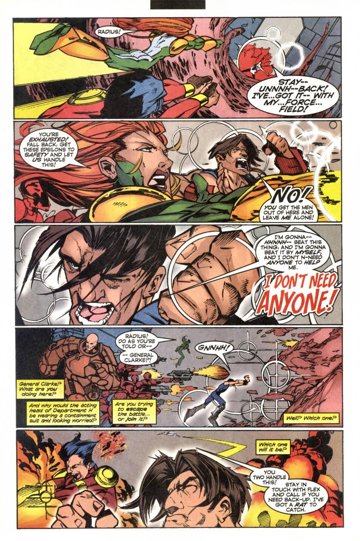 Read online Alpha Flight (1997) comic -  Issue #12 - 25