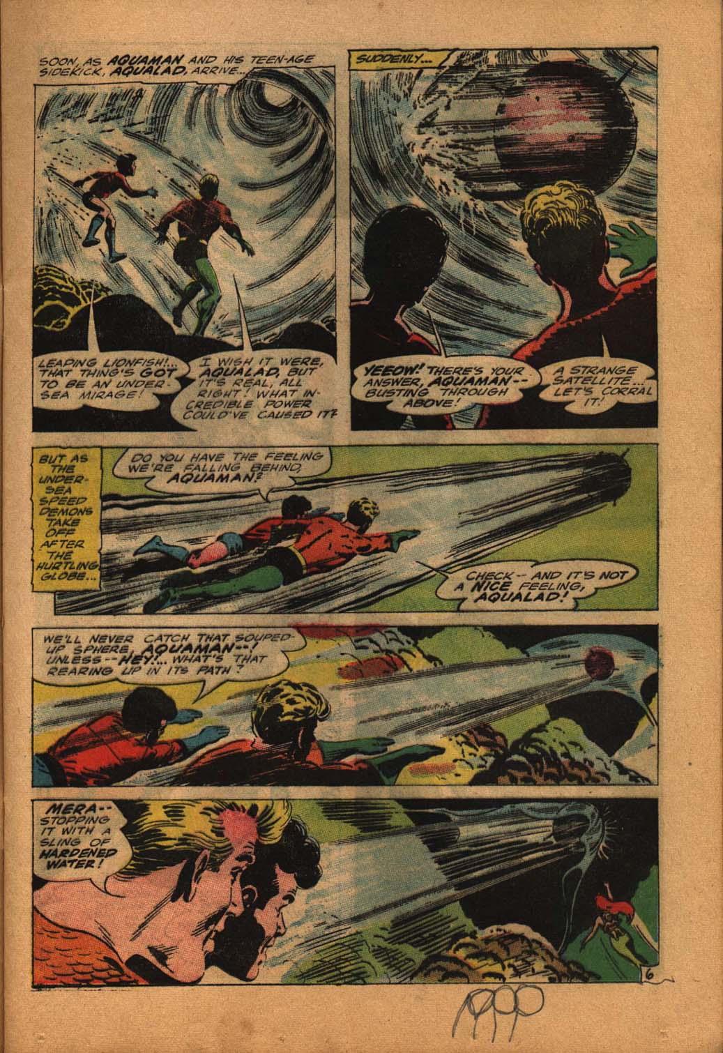 Read online Aquaman (1962) comic -  Issue #24 - 9